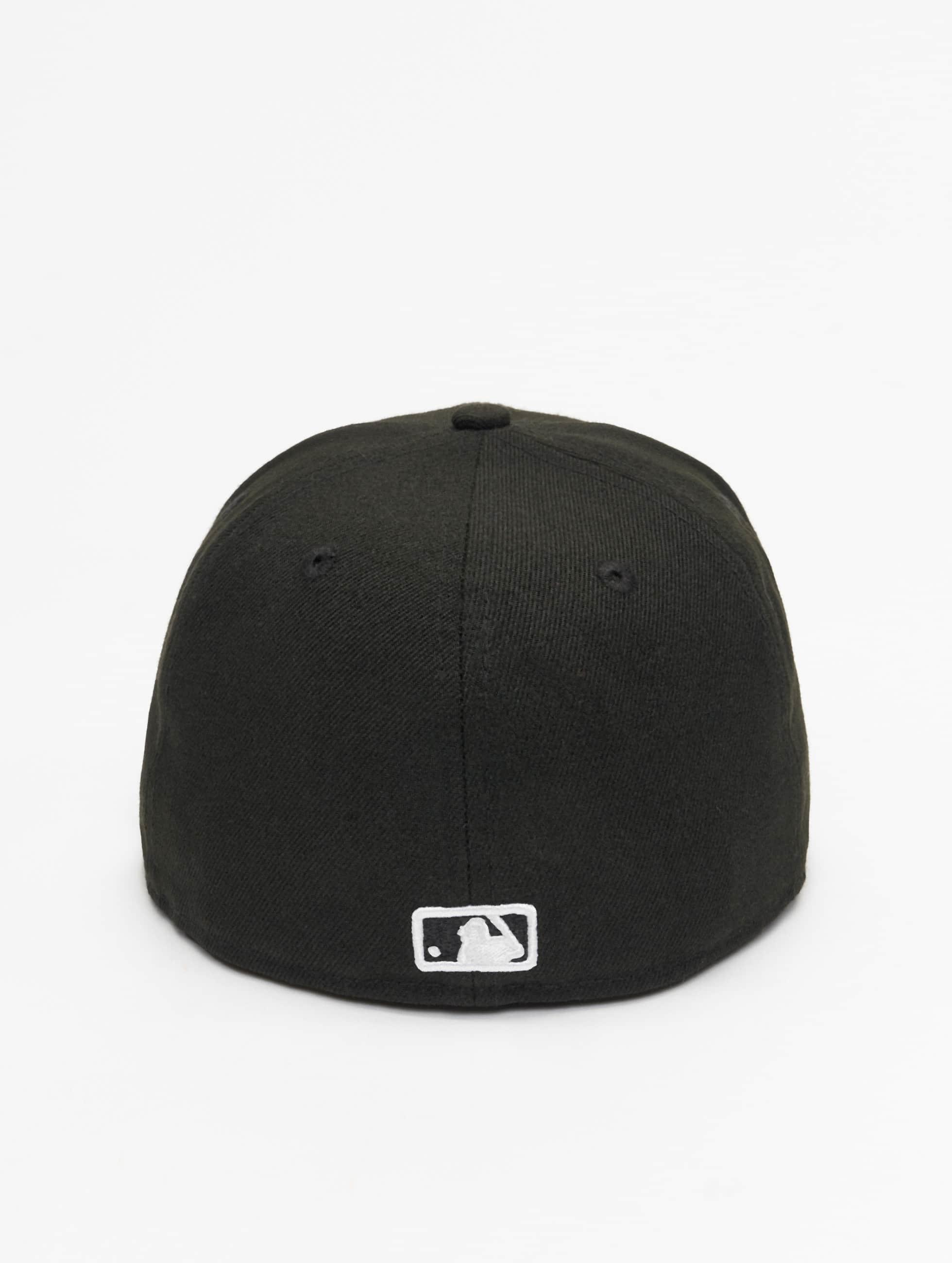 New Era Fitted Cap MLB Basic LA Dodgers 59Fifty zwart