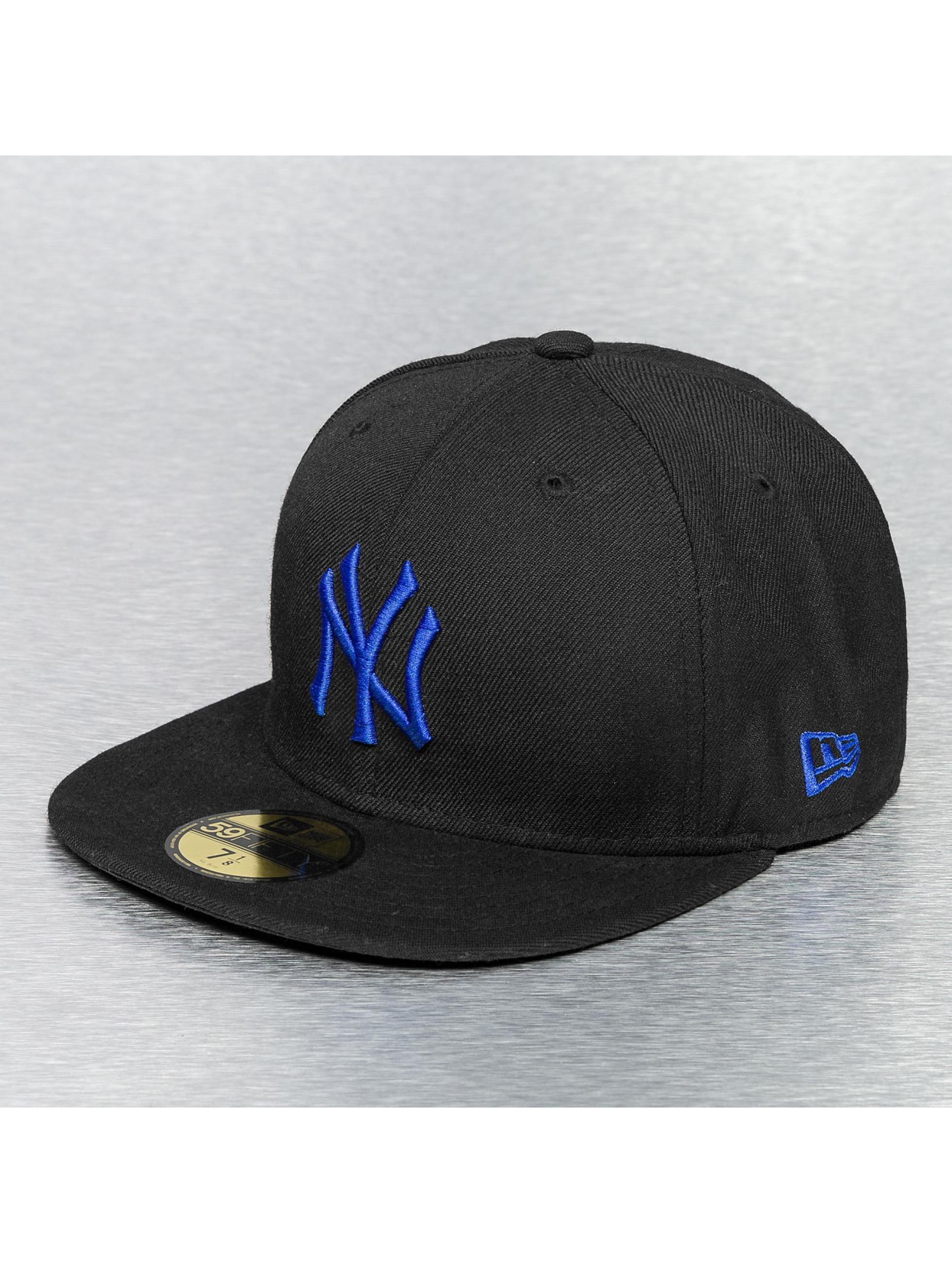 New Era Fitted Cap MLB Seasonal Basic NY Yankees 59Fifty zwart
