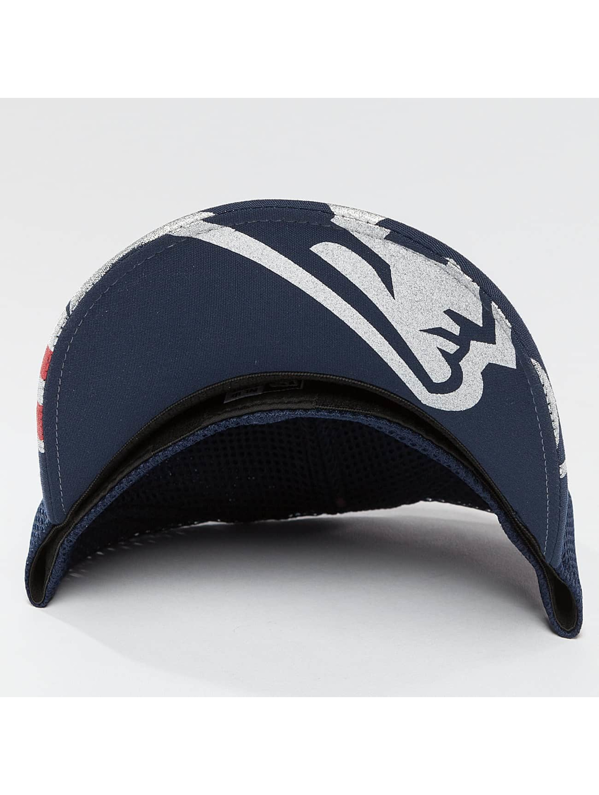 New Era Flexfitted Cap NFL Offical On Stage New England Patriots blue