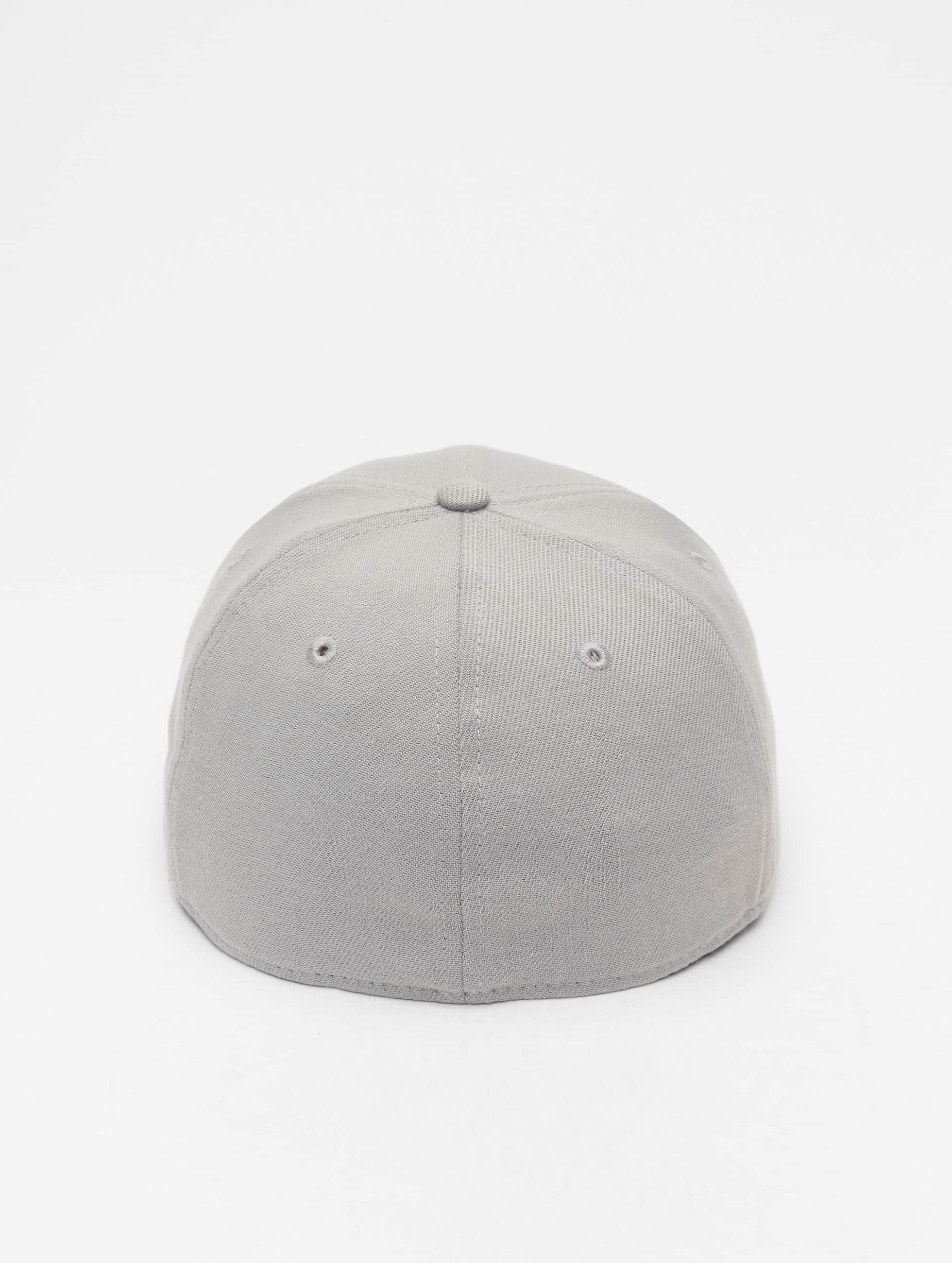 New Era Flexfitted Cap Basic grey