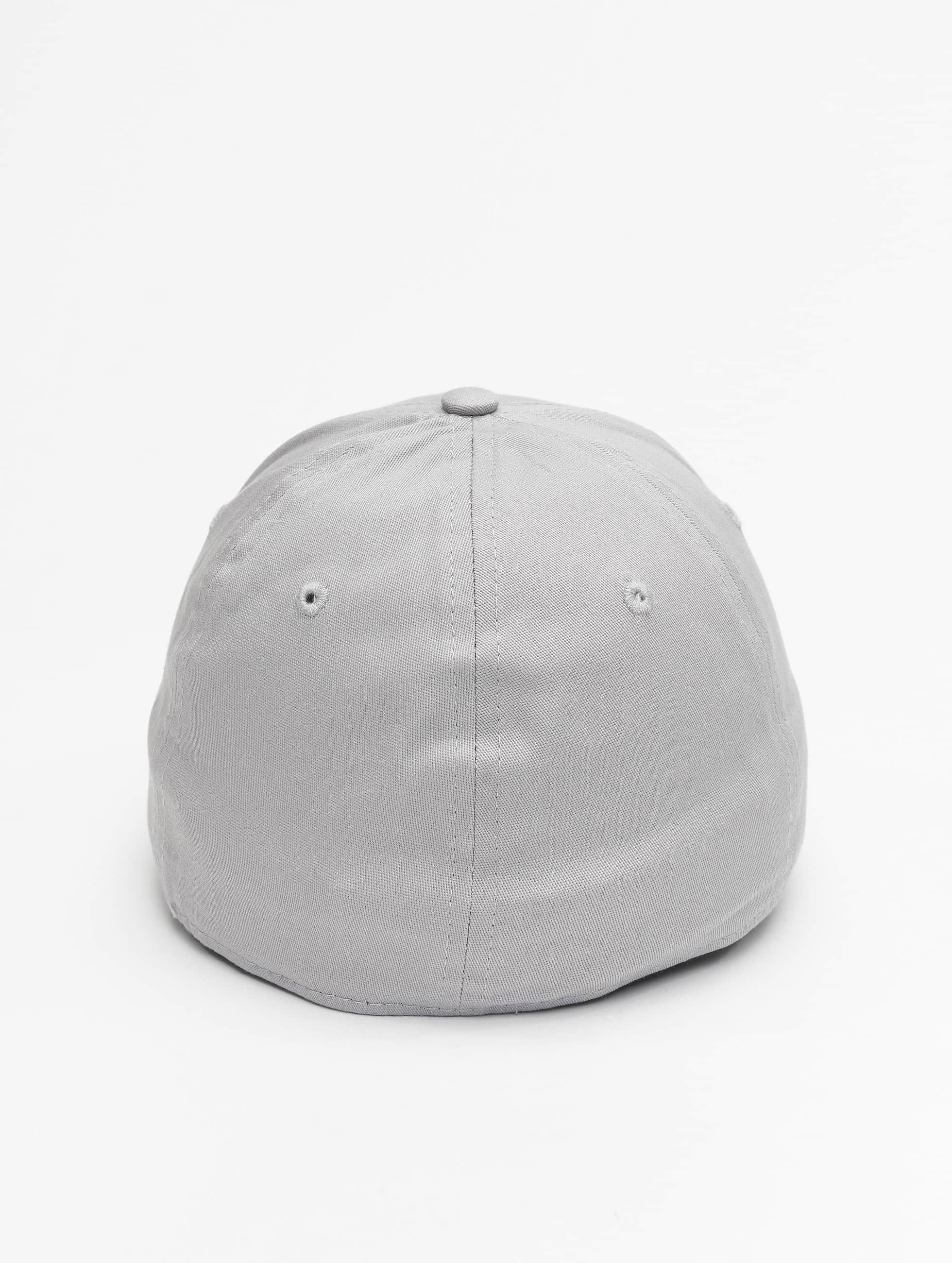 New Era Flexfitted Cap League Basic NY Yankees 39Thirty grijs
