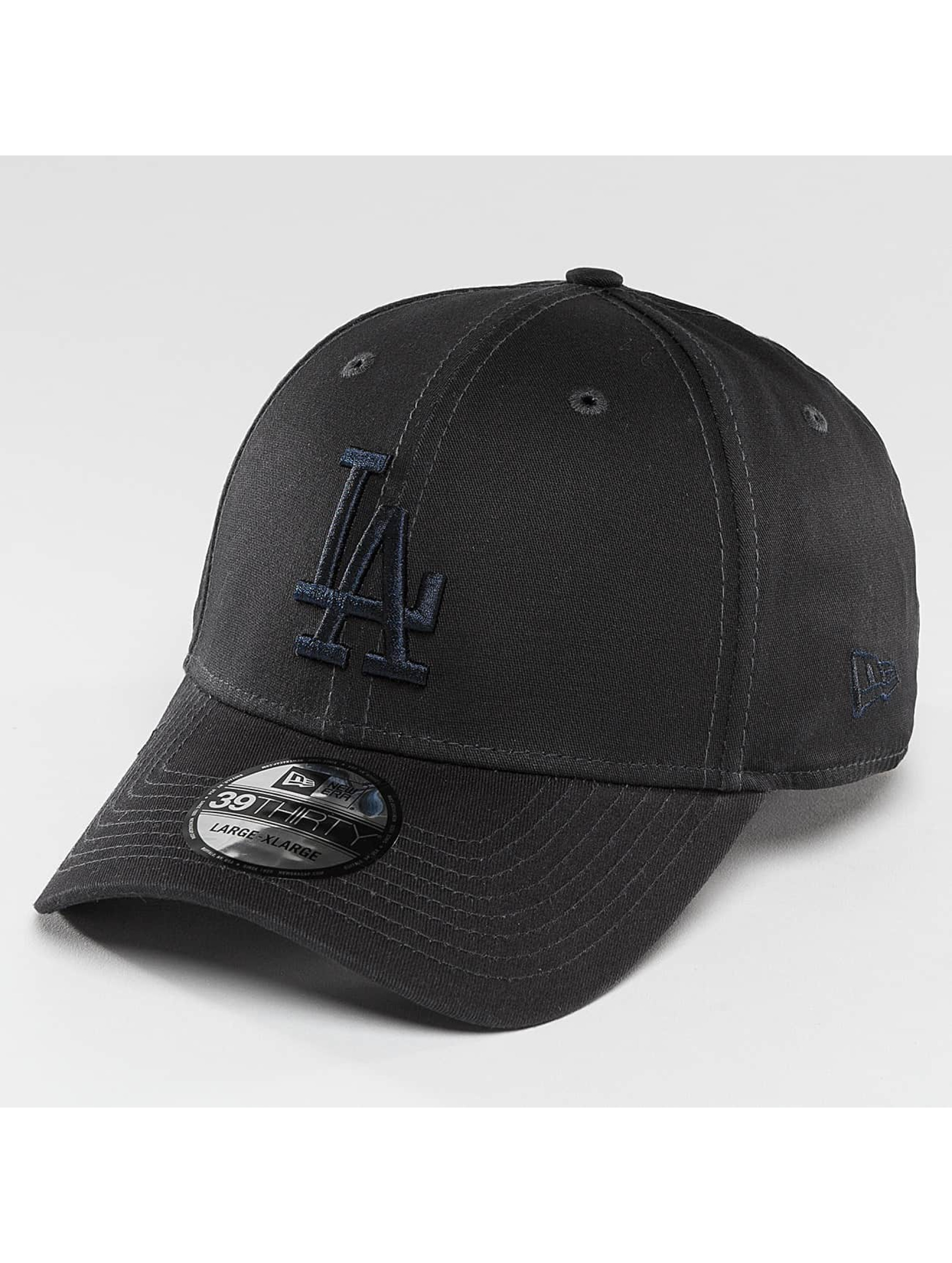New Era Flexfitted Cap MLB League Essential LA Dodgers 39Thirty modrá
