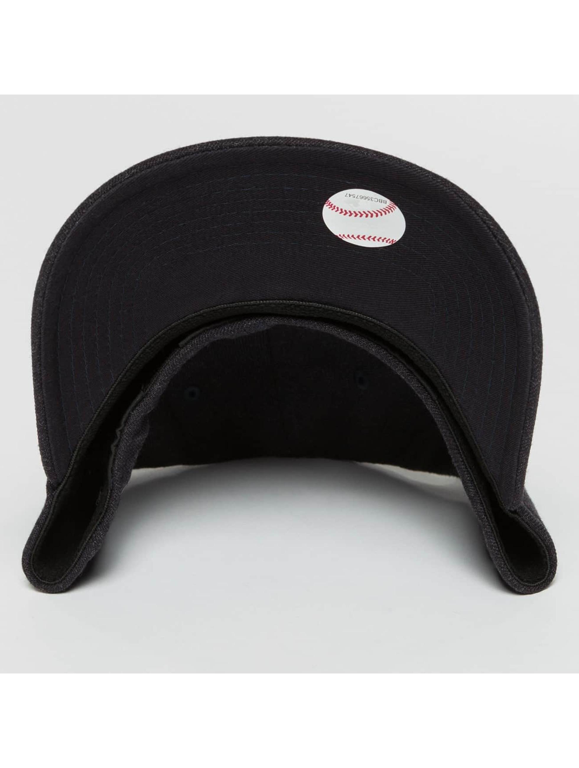 New Era Flexfitted Cap Team Heather NY Yankees modrá