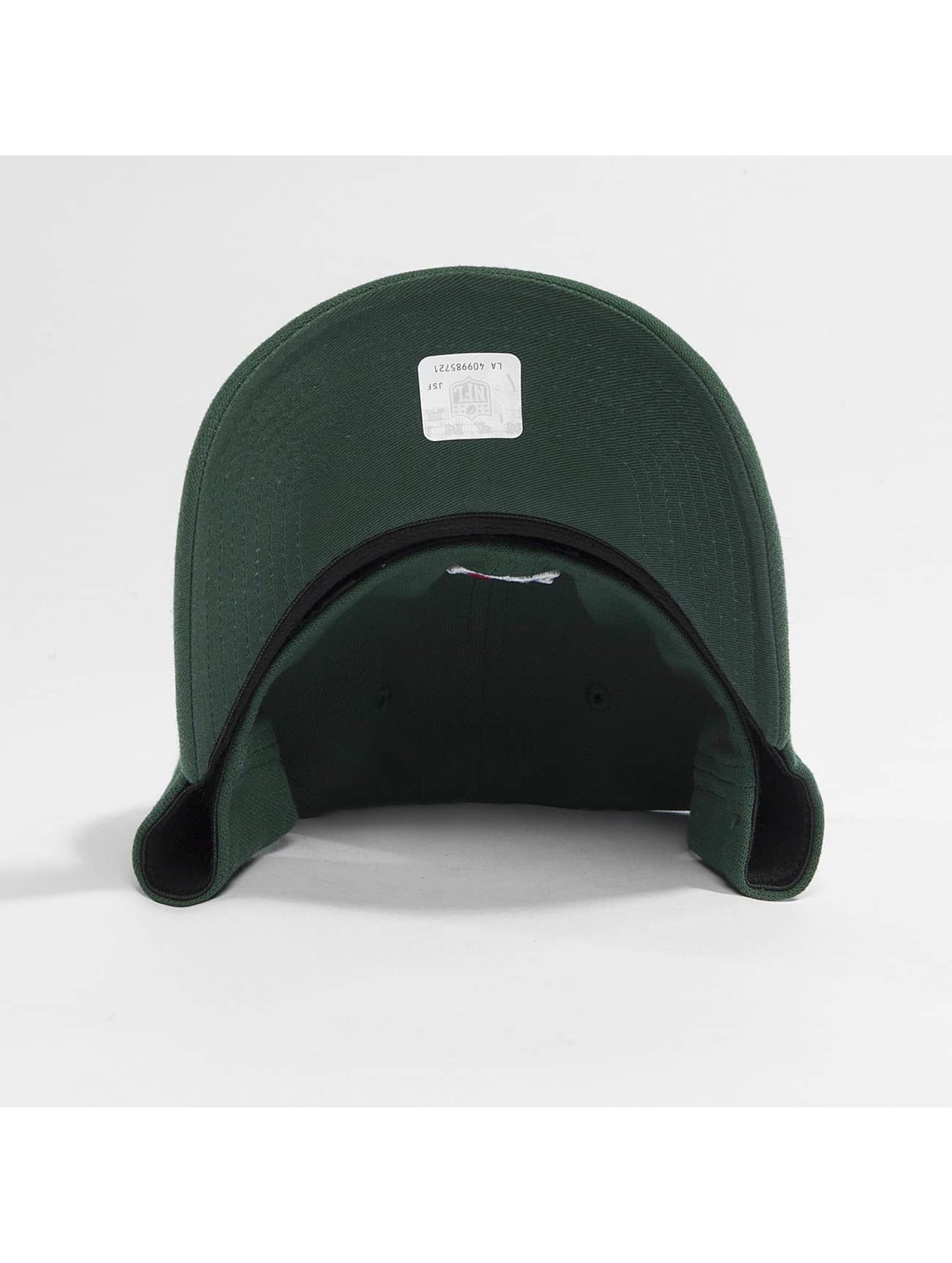 New Era Flexfitted Cap Team Polly Green Bay Packers 9Fifty zelená