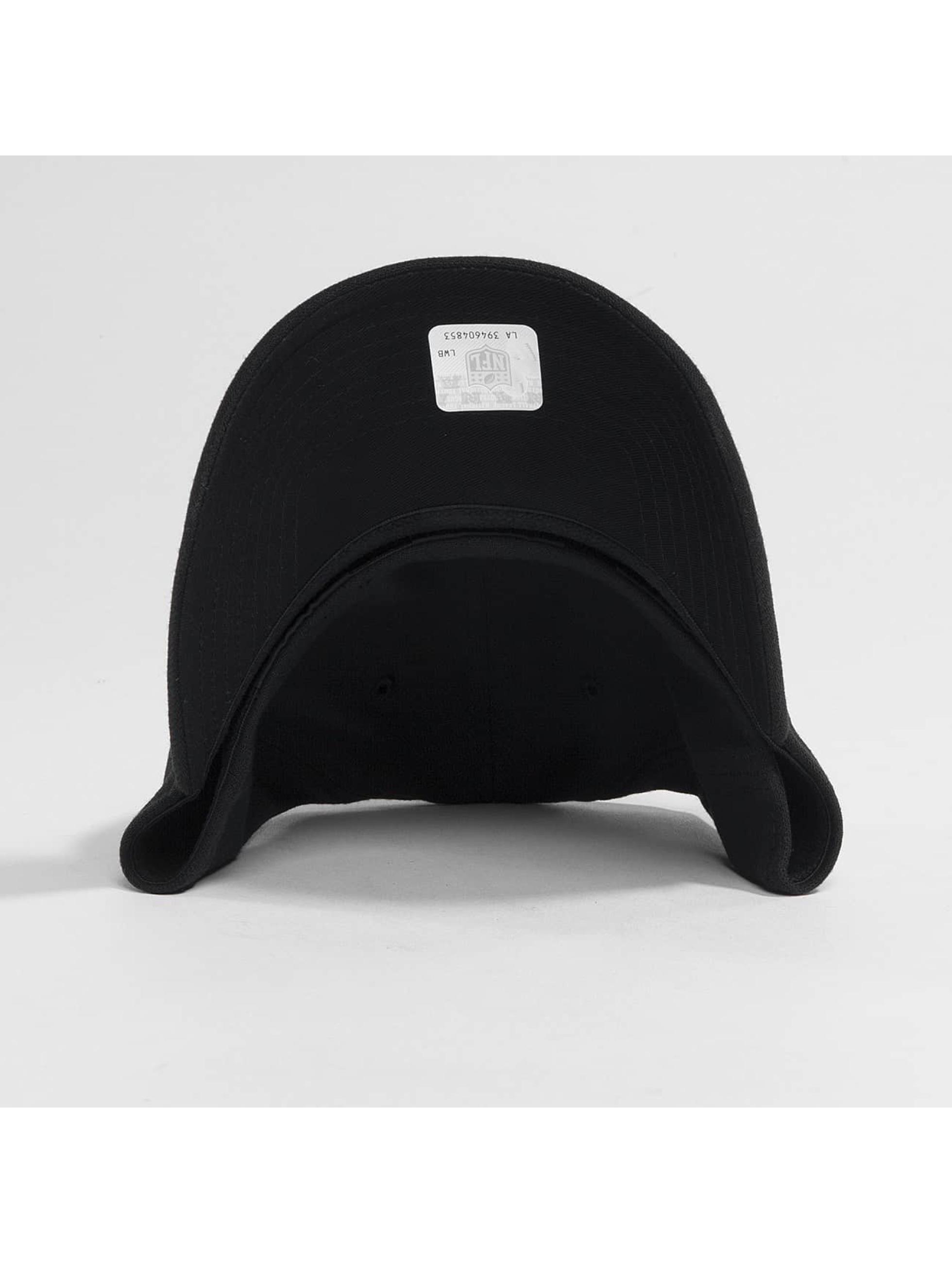 New Era Flexfitted Cap eam Poly Oakland Raiders 9Fifty zwart