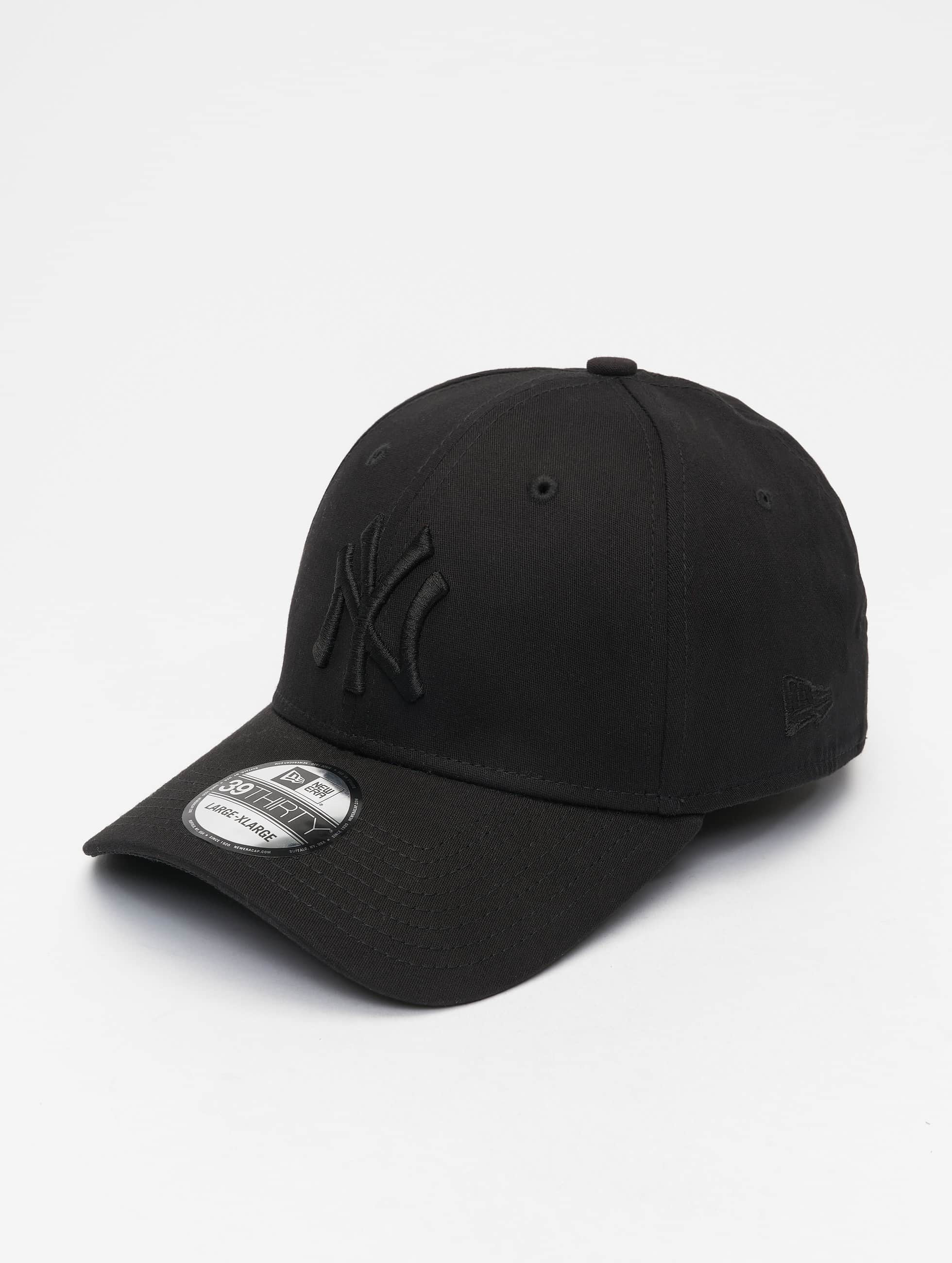 New Era Flexfitted-lippikset Classic NY Yankees 39Thirty musta