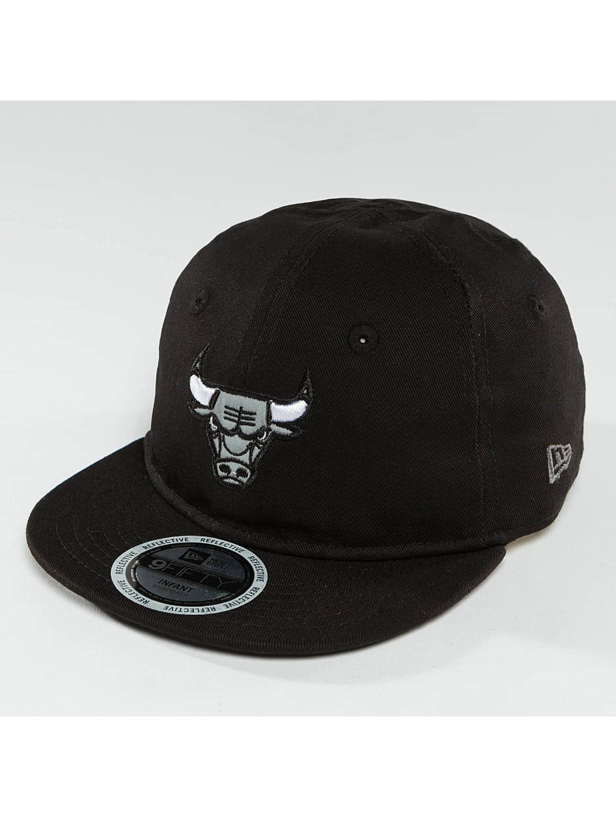 New Era Gorra Snapback Reflect Chicago Bulls 9Fifty negro