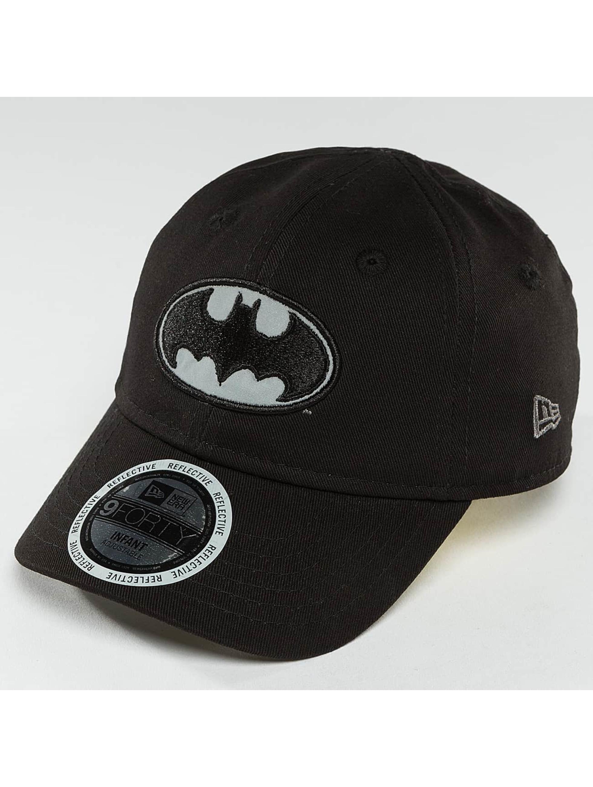 New Era Gorra Snapback Reflect Batman 9Forty negro