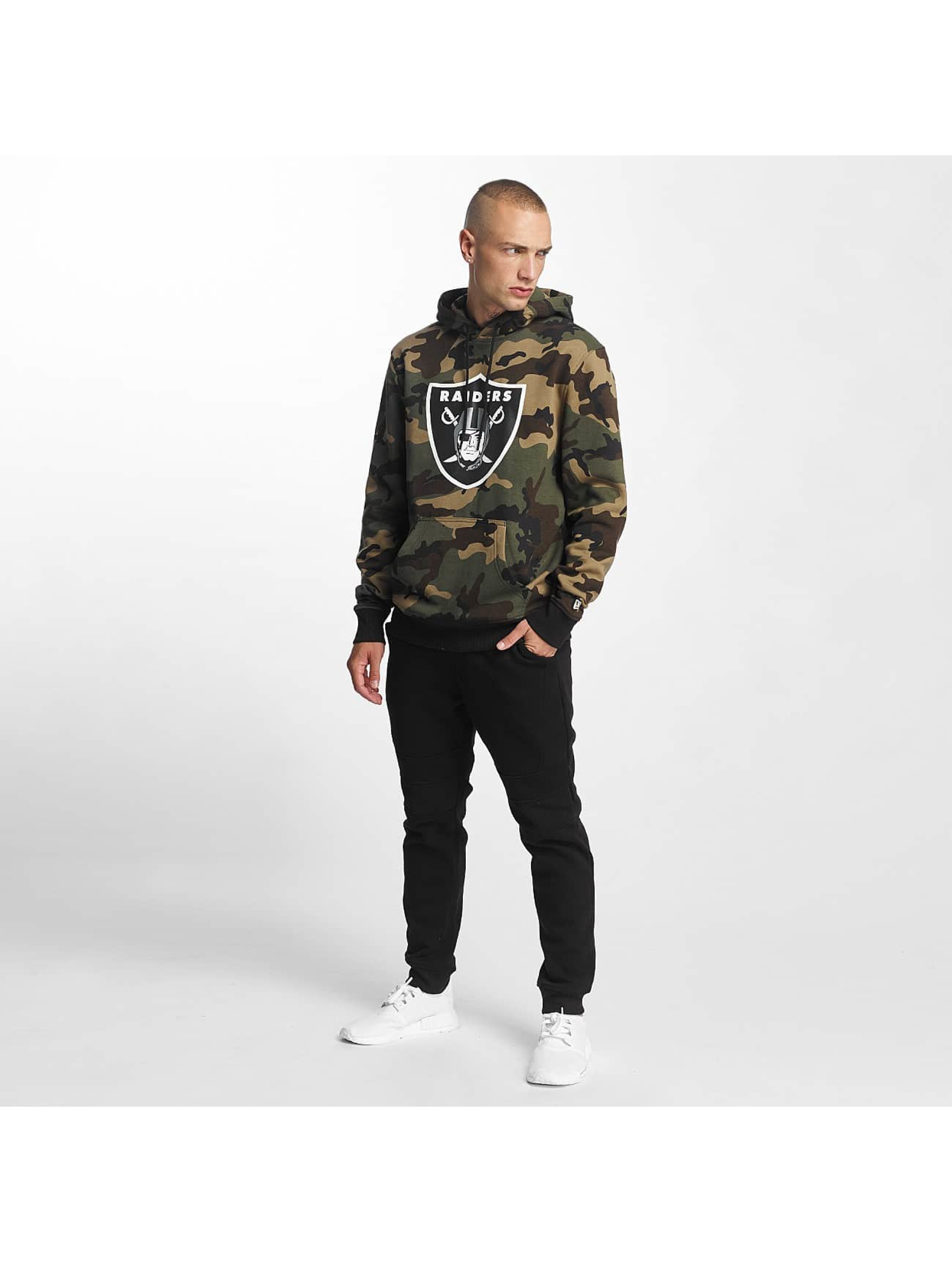 New Era Hettegensre Woodland Oakland Raiders kamuflasje