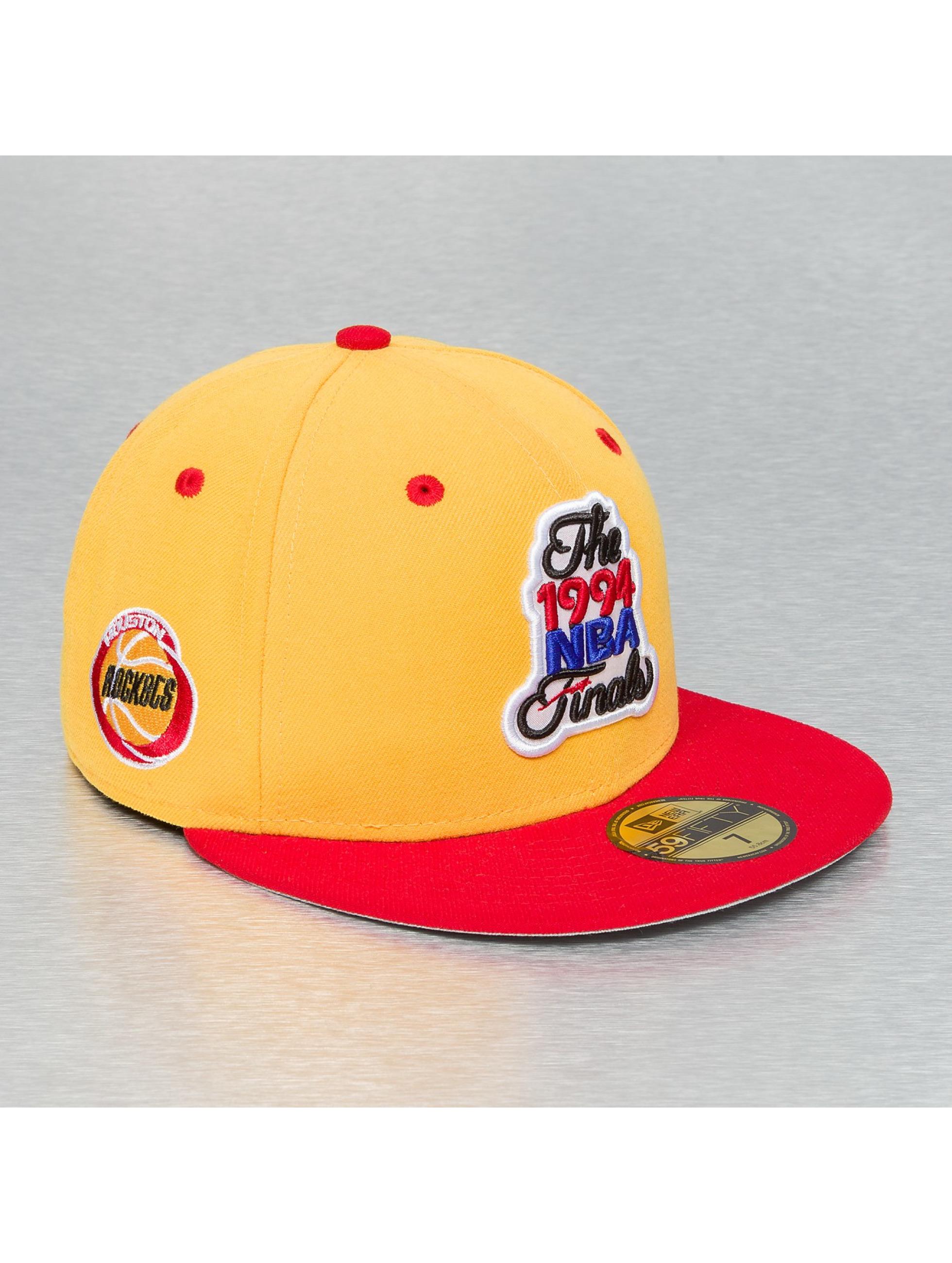 New Era Hip hop -lippikset NBA Champs Pack 1994 Houston Rockets keltainen