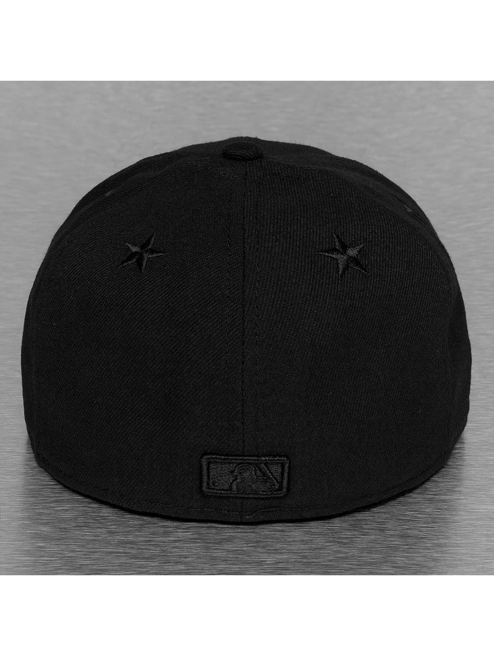 New Era Hip hop -lippikset MLB NY Yankees Star Crown musta