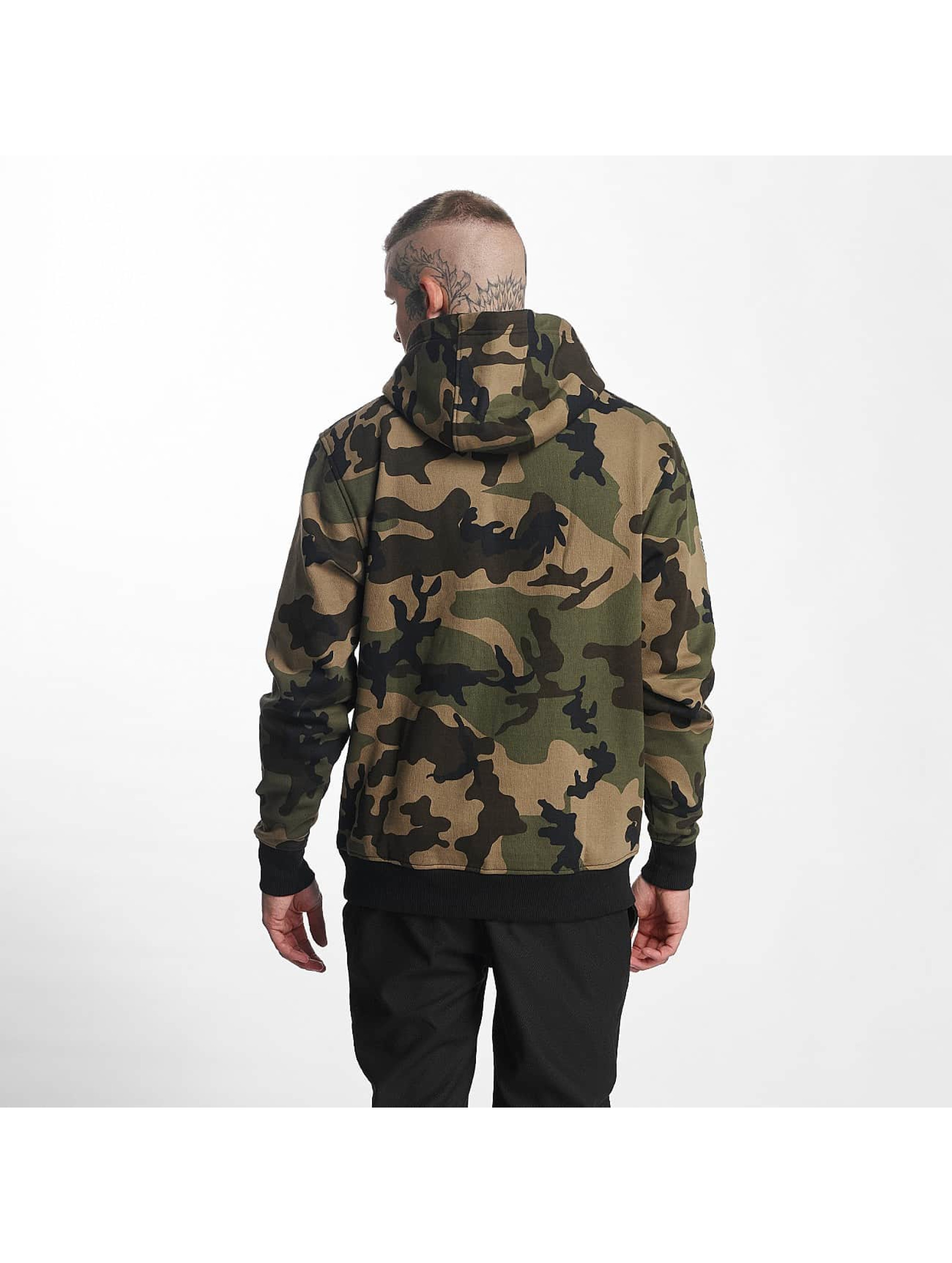New Era Hoodie Woodland New England Patriots camouflage