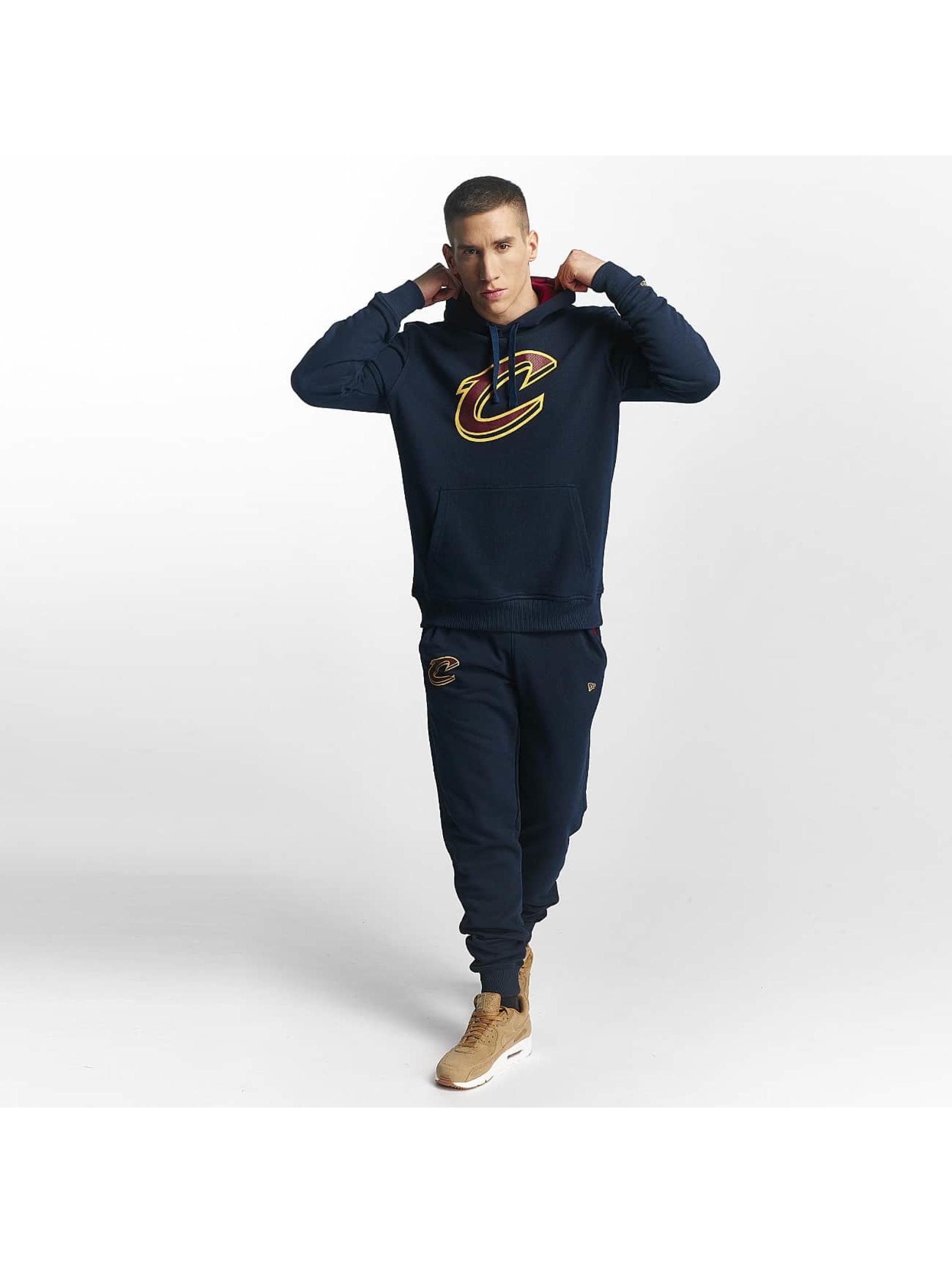 New Era Hoody Tip Off Cleveland Cavaliers blau