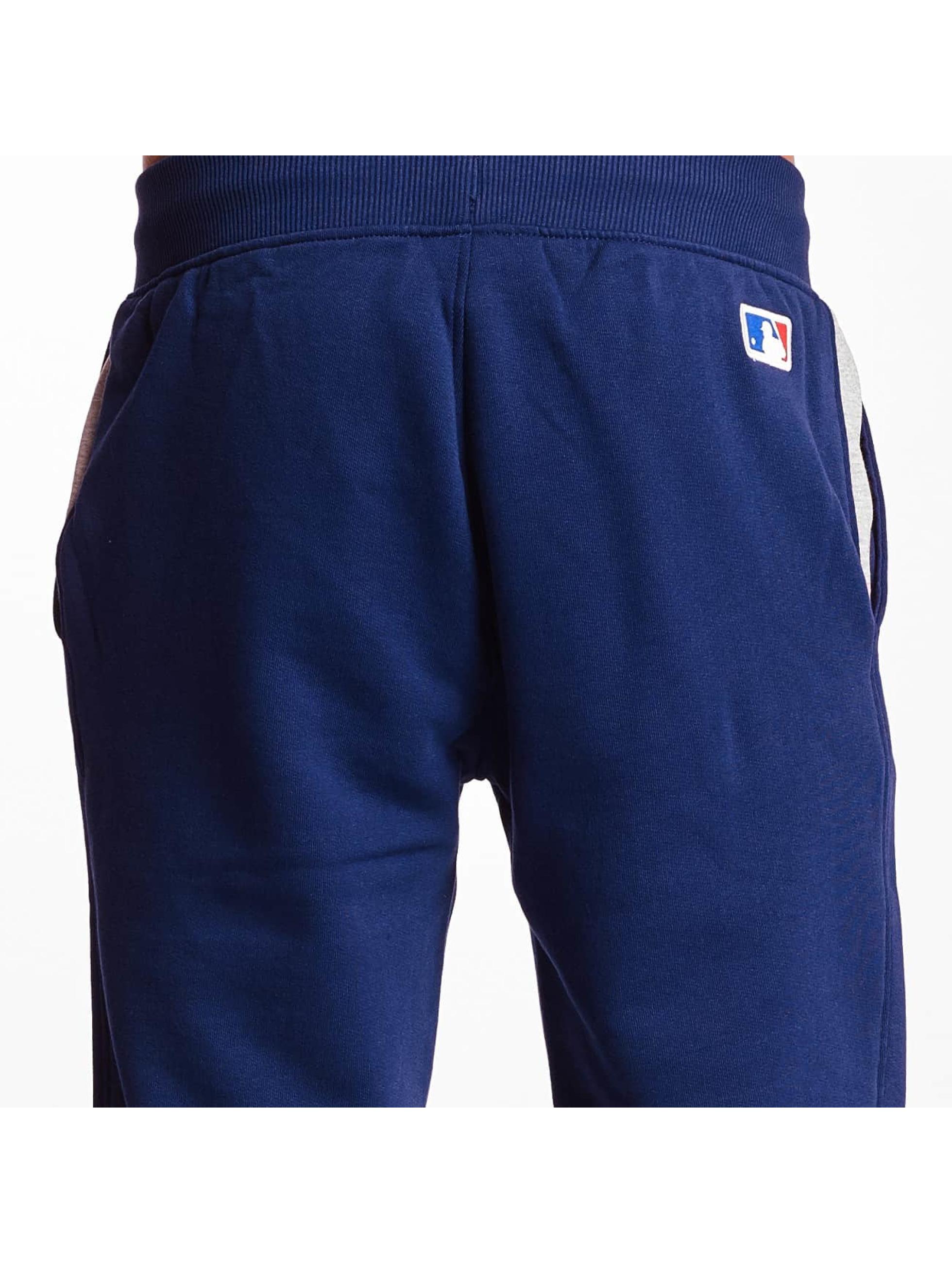 New Era Joggebukser LA Dodgers Fleece blå