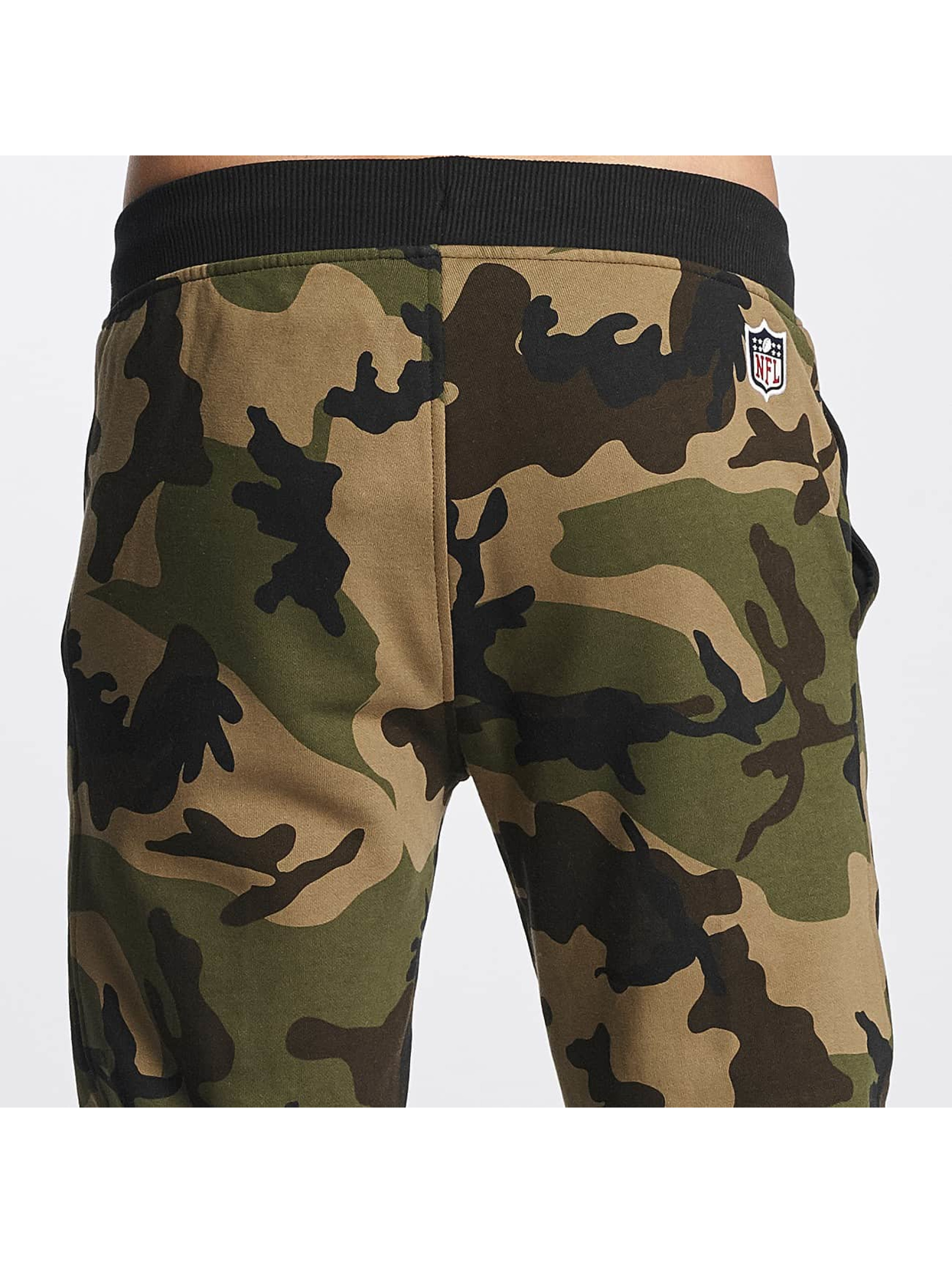 New Era Jogging Woodland Oakland camouflage