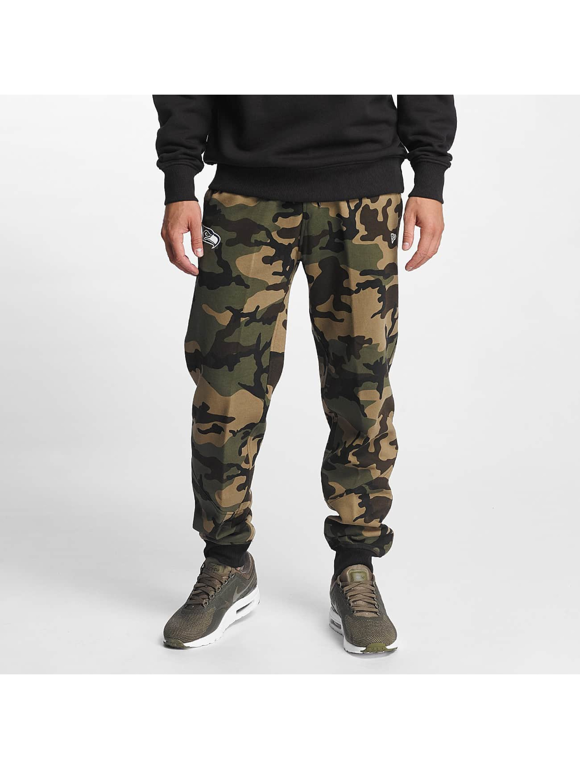 New Era joggingbroek Woodland Seattle Seahawks camouflage