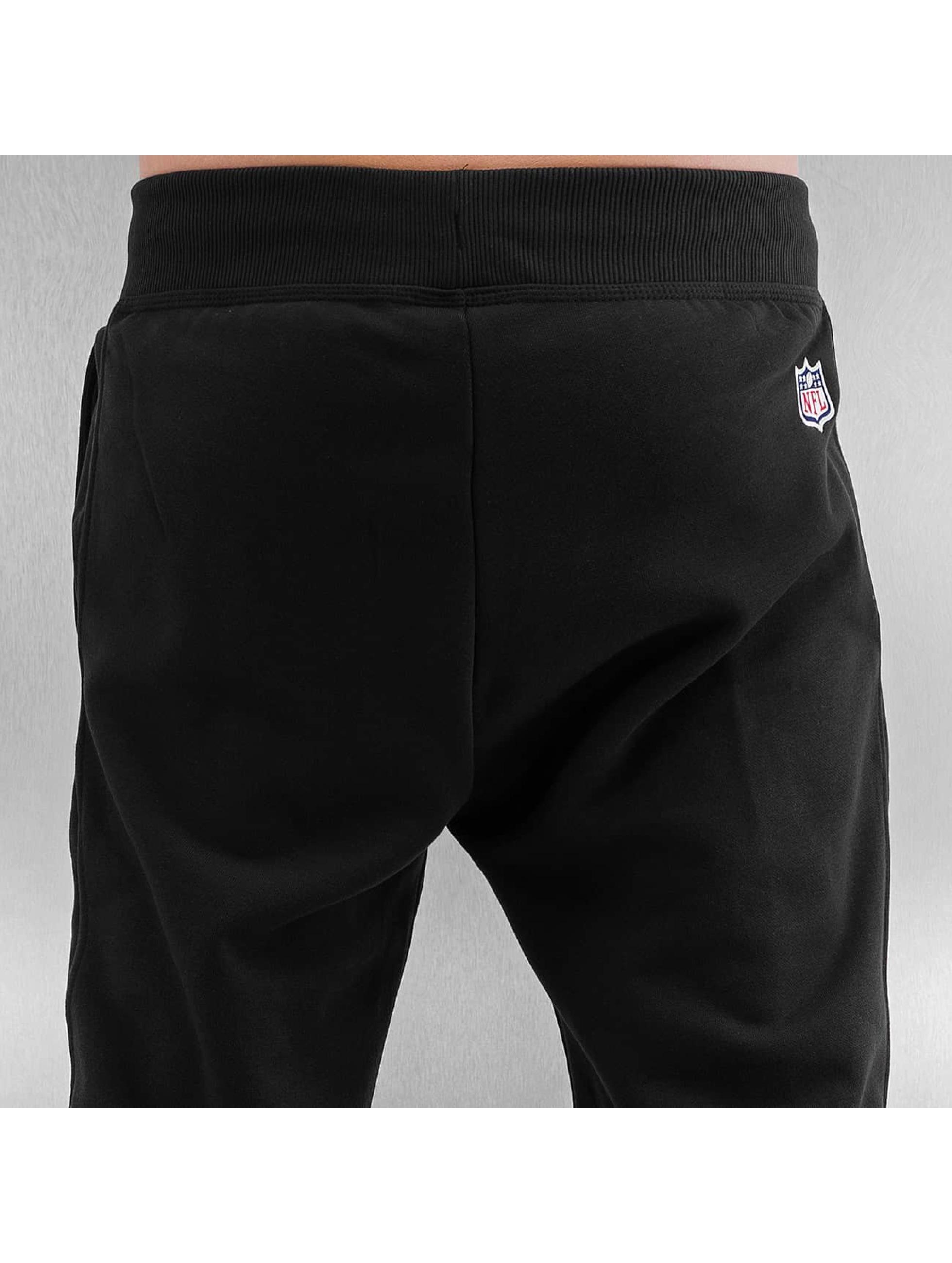 New Era joggingbroek Oakland Raiders zwart