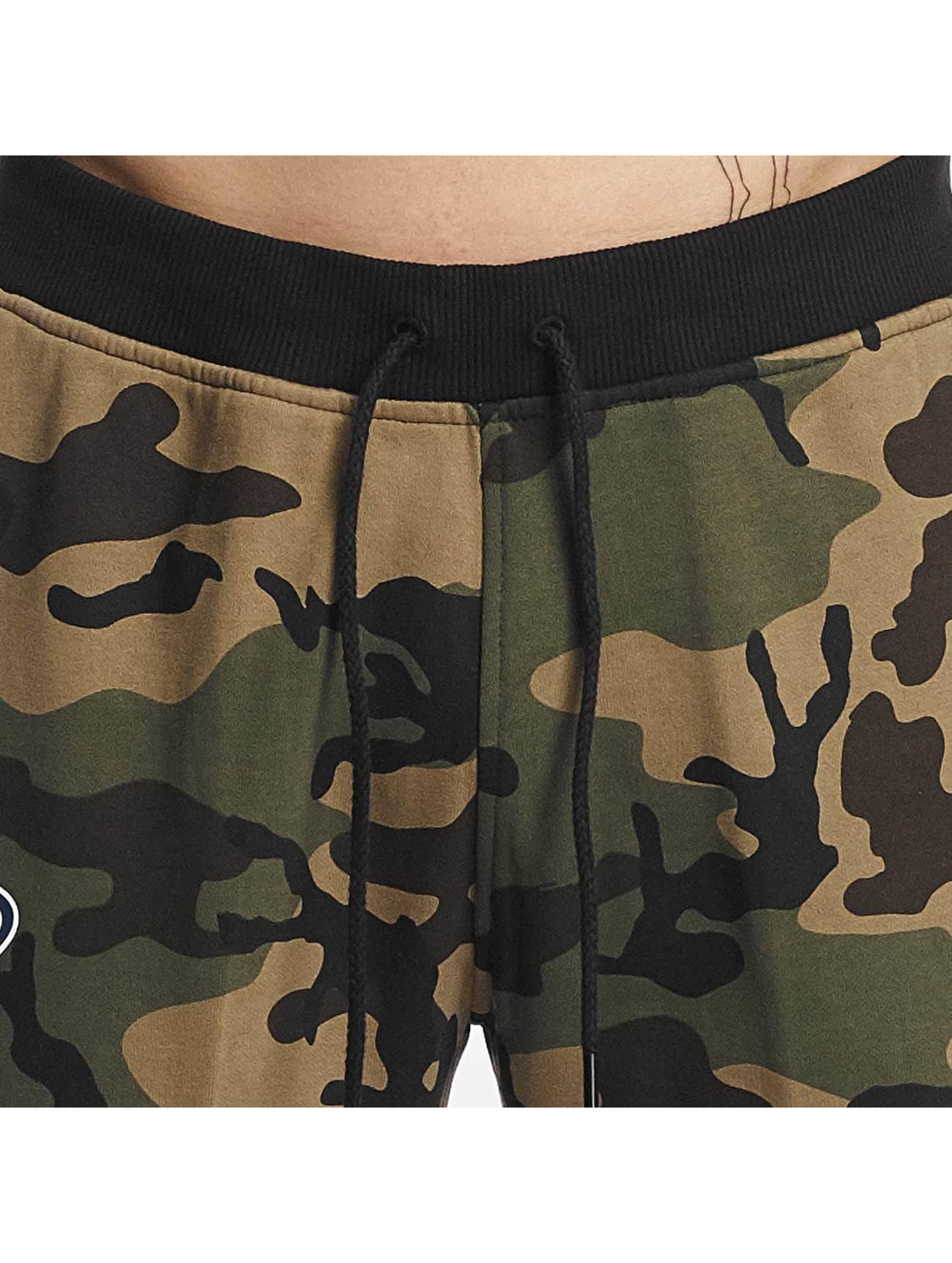 New Era Jogginghose Woodland Seattle Seahawks camouflage