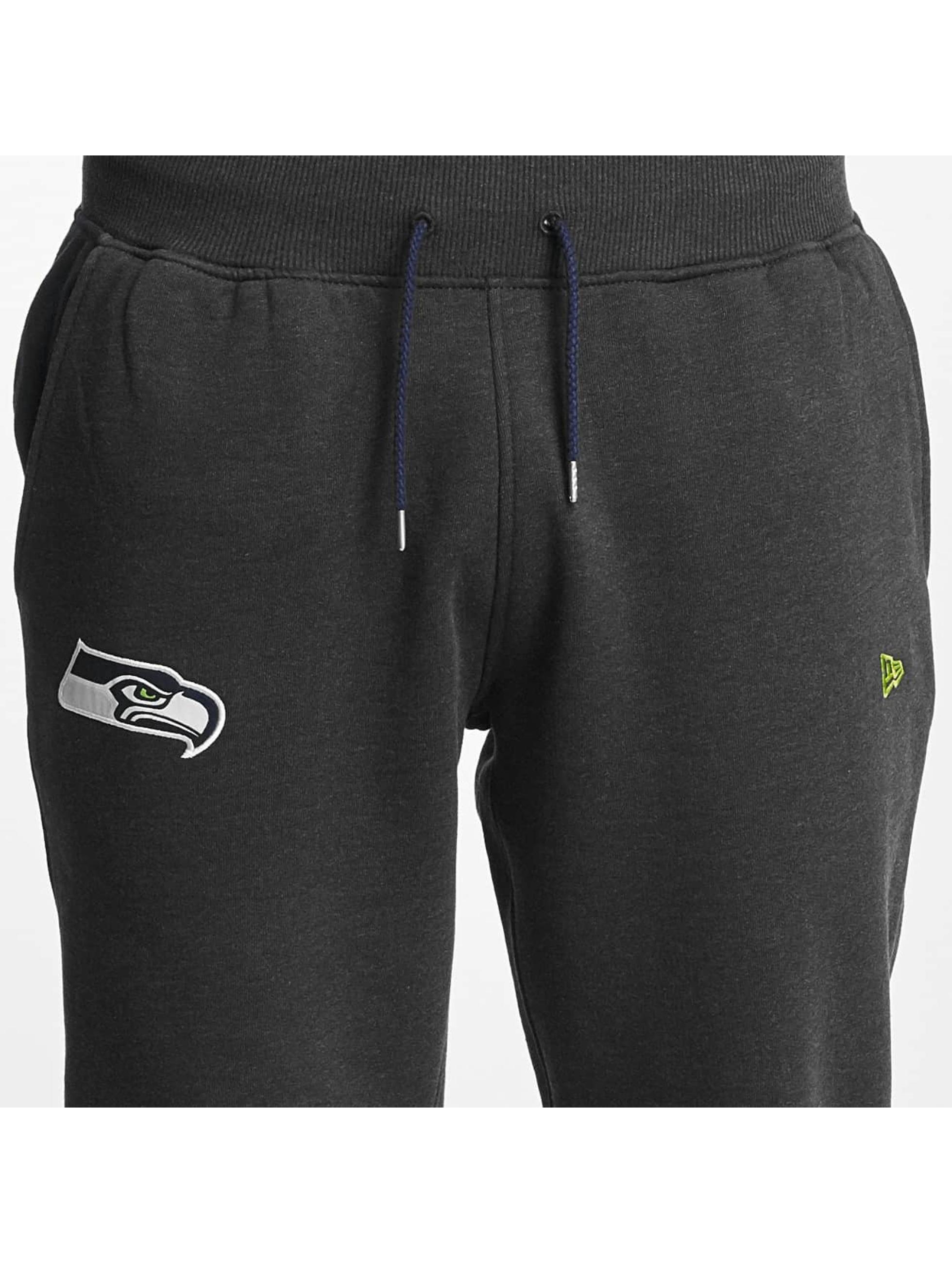 New Era Jogginghose Seattle Seahawks Fleece grau