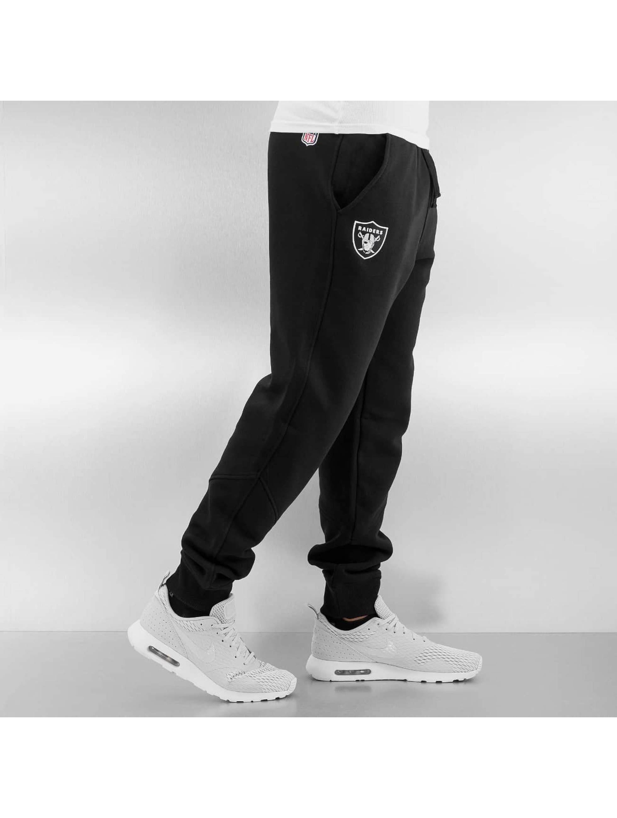 New Era Jogginghose NFL Oakland Riders schwarz