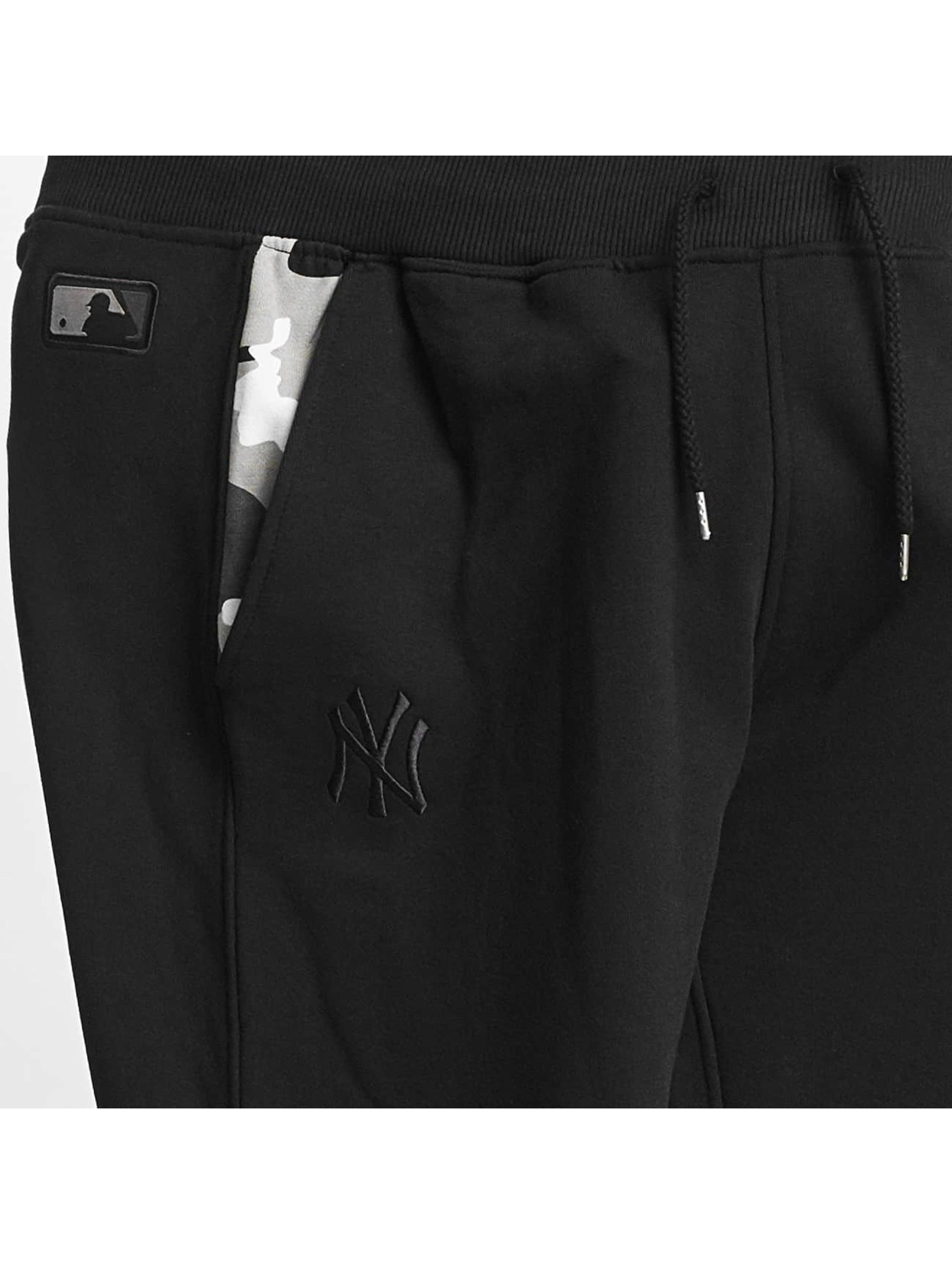New Era Jogginghose NY Yankees schwarz