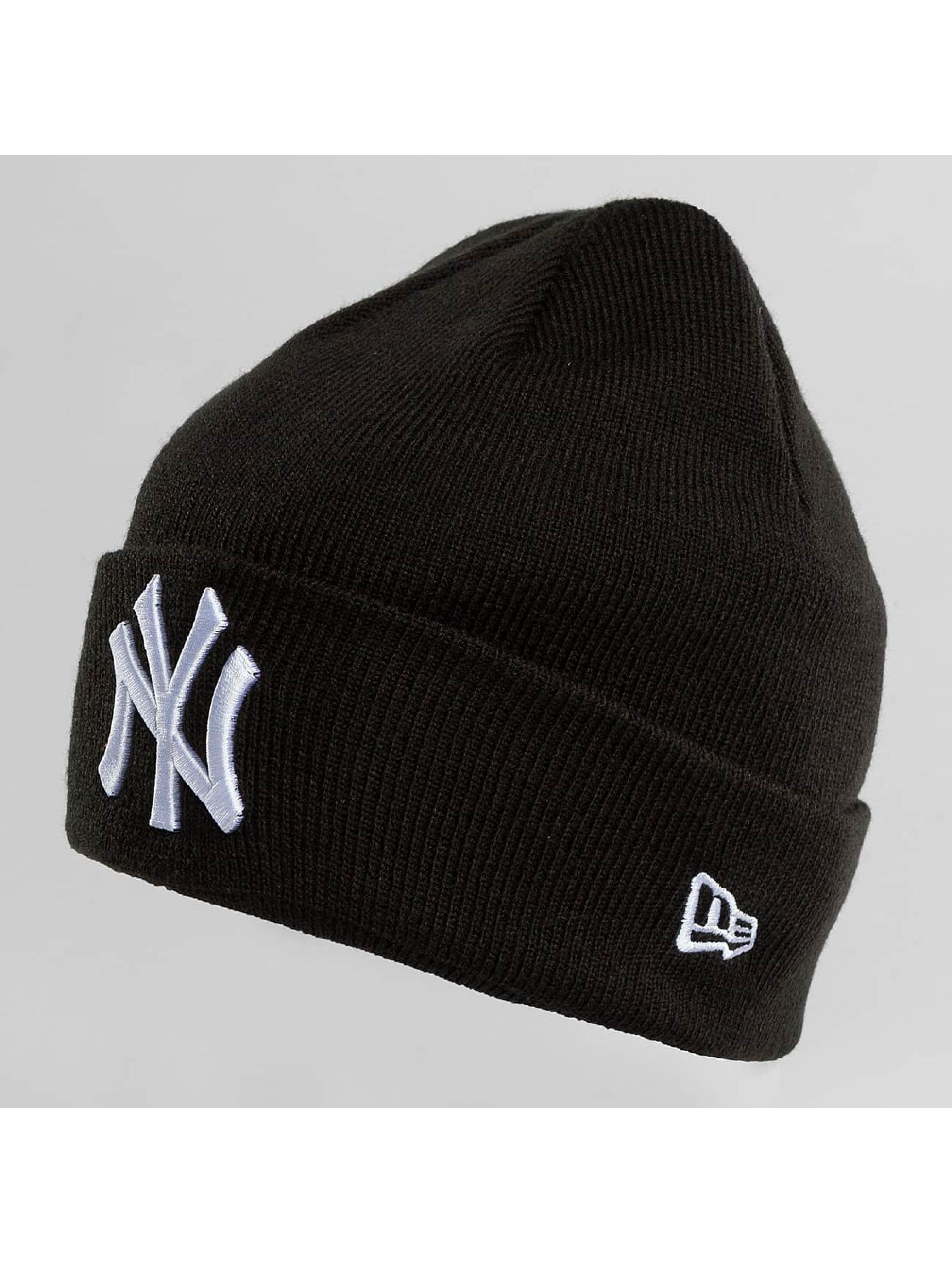 New Era Luer New Era Essential Cuff NY Yankees Beanie svart