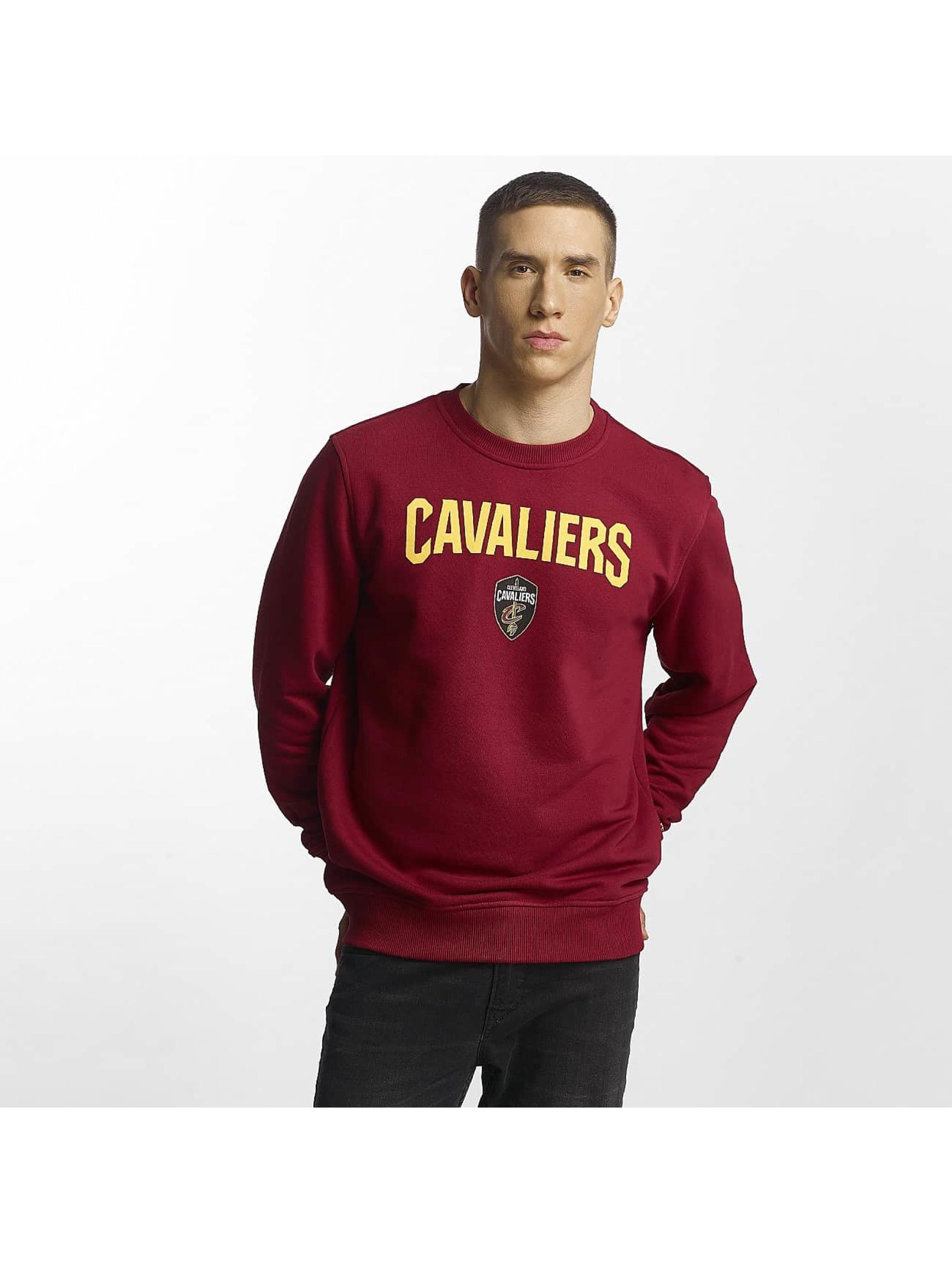 New Era Pulóvre Tip Off Cleveland Cavaliers èervená