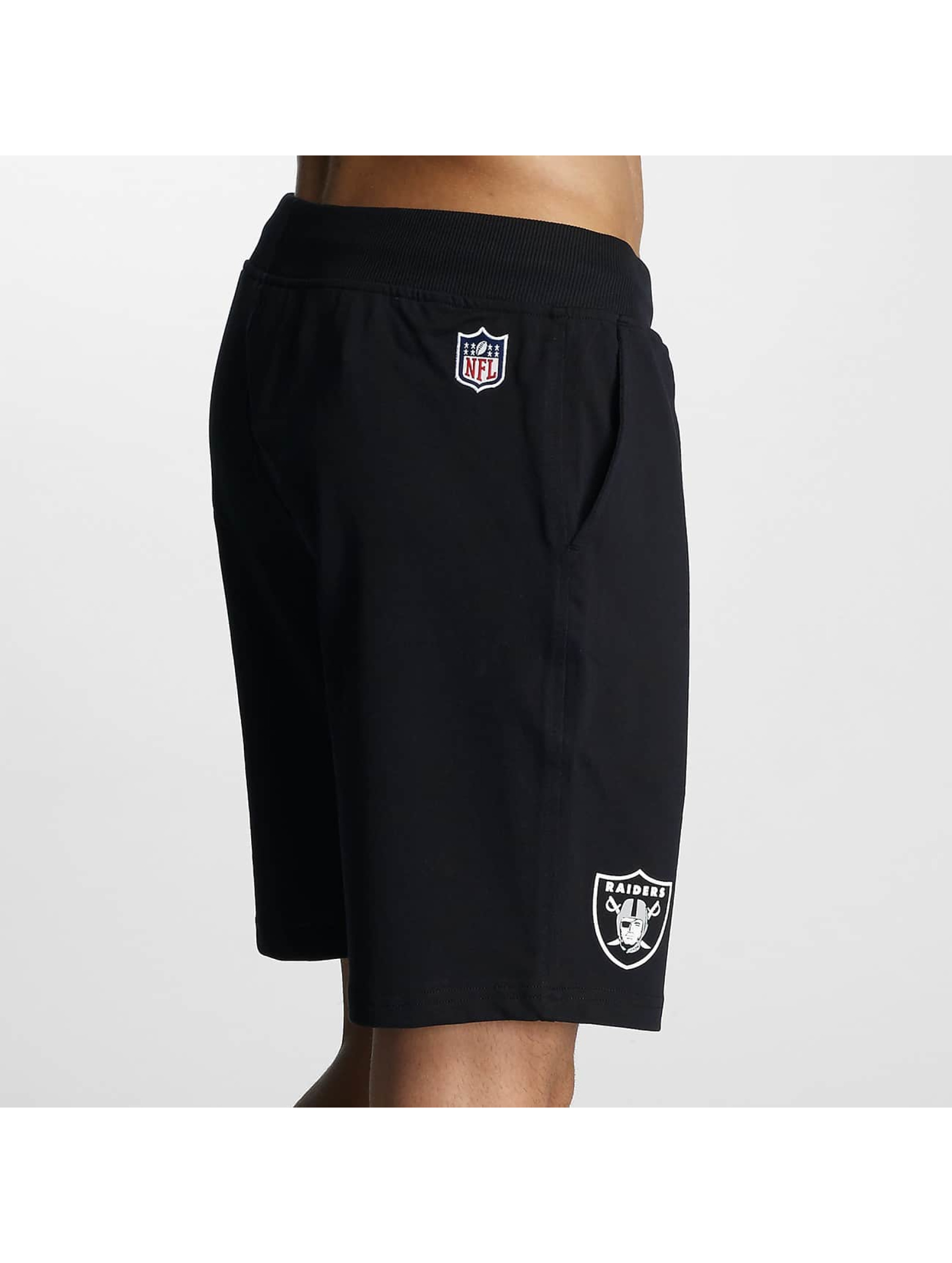 New Era Short Team App Oakland Raiders black