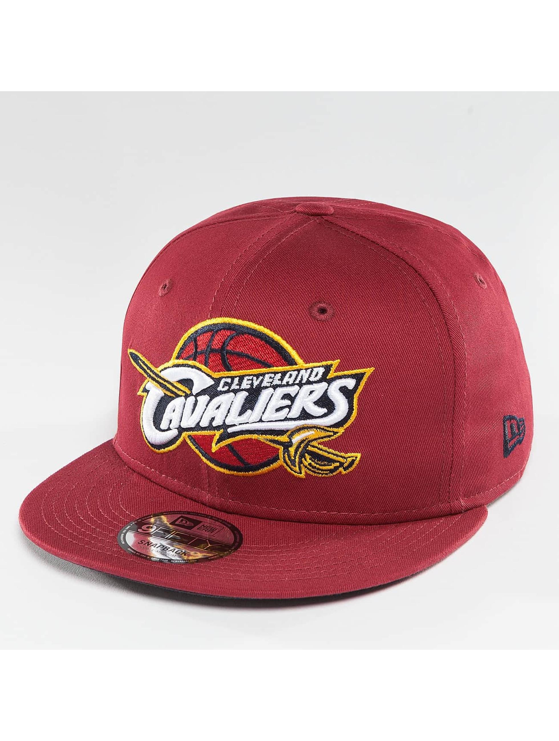 New Era Snapback Team Classic Cleveland Cavaliers èervená