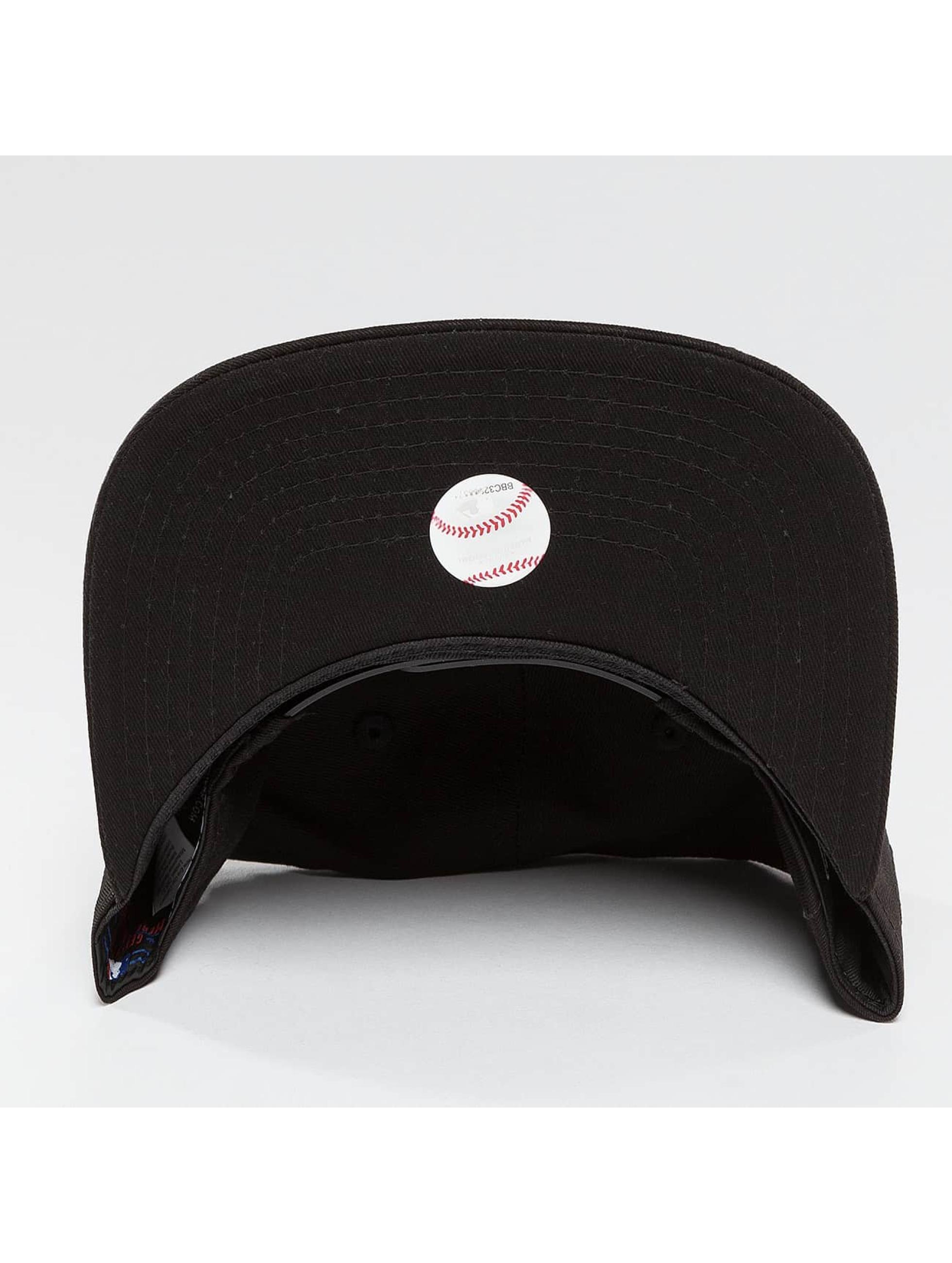 New Era Snapback Camo Metal Logo NY Yankees èierna