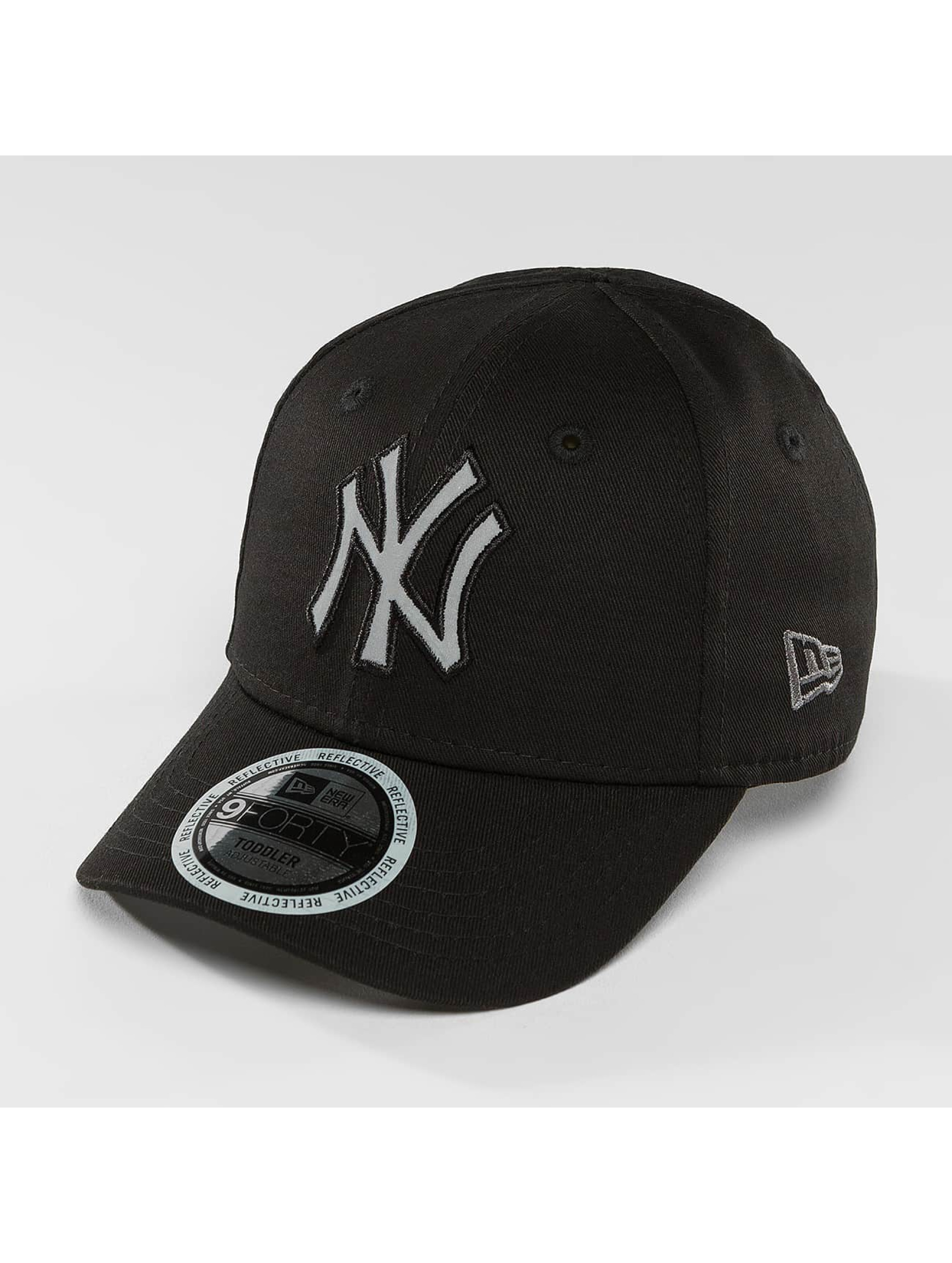 New Era Snapback Cap Reflect NY Yankees 9Forty black