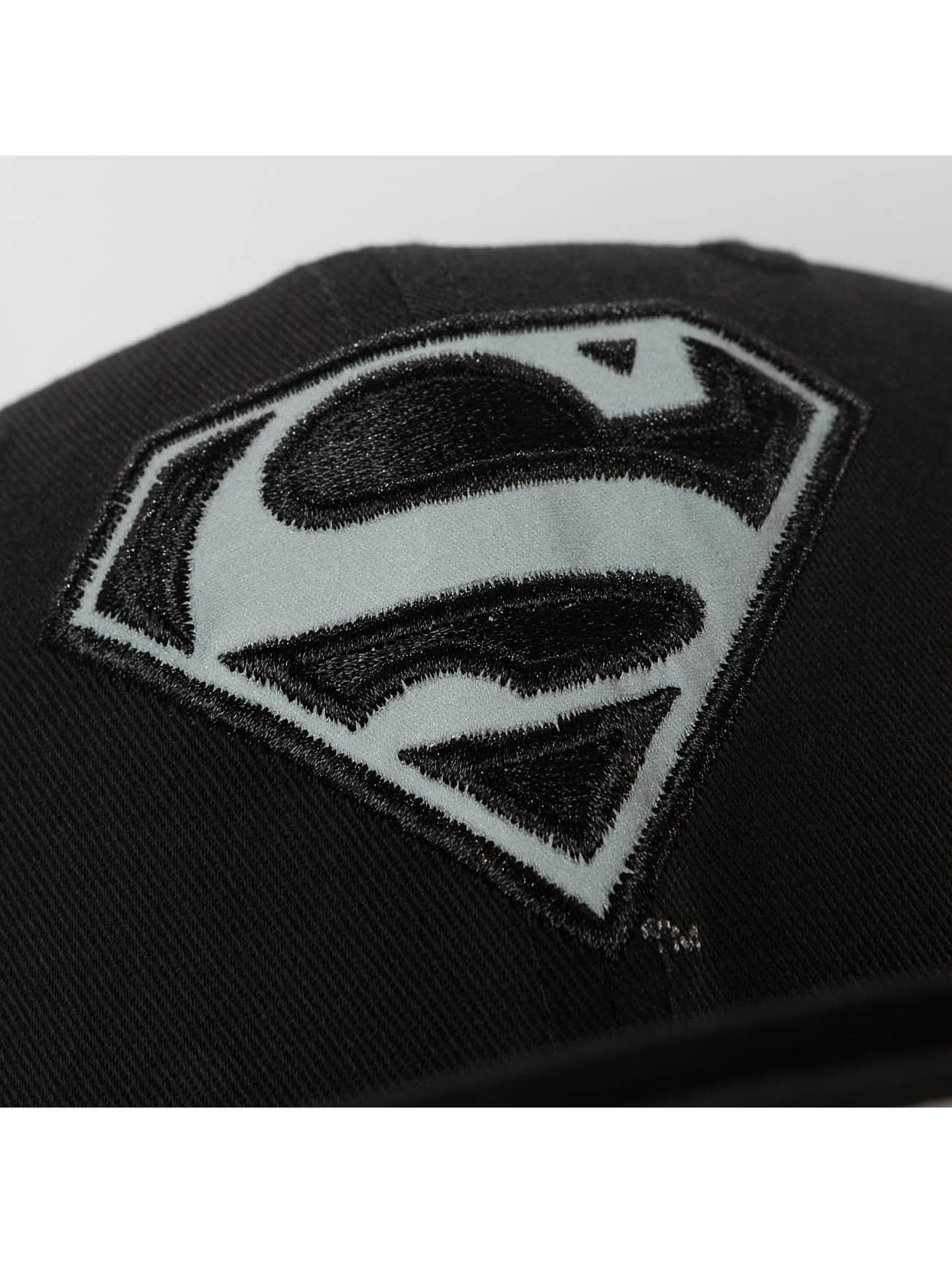 New Era Snapback Cap Reflect Superman 9Fifty black