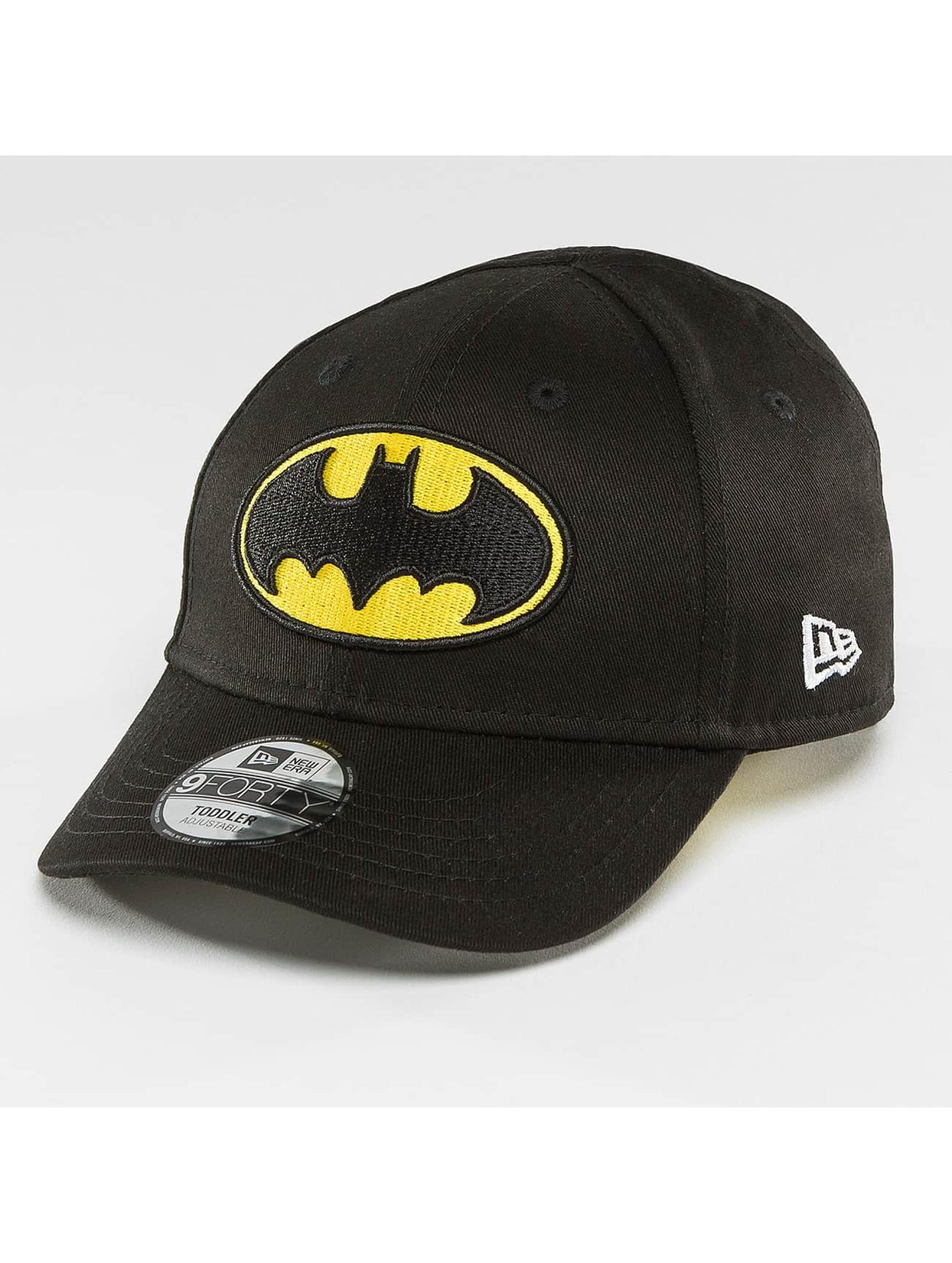New Era Snapback Cap Hero Essential Batman 9Forty black