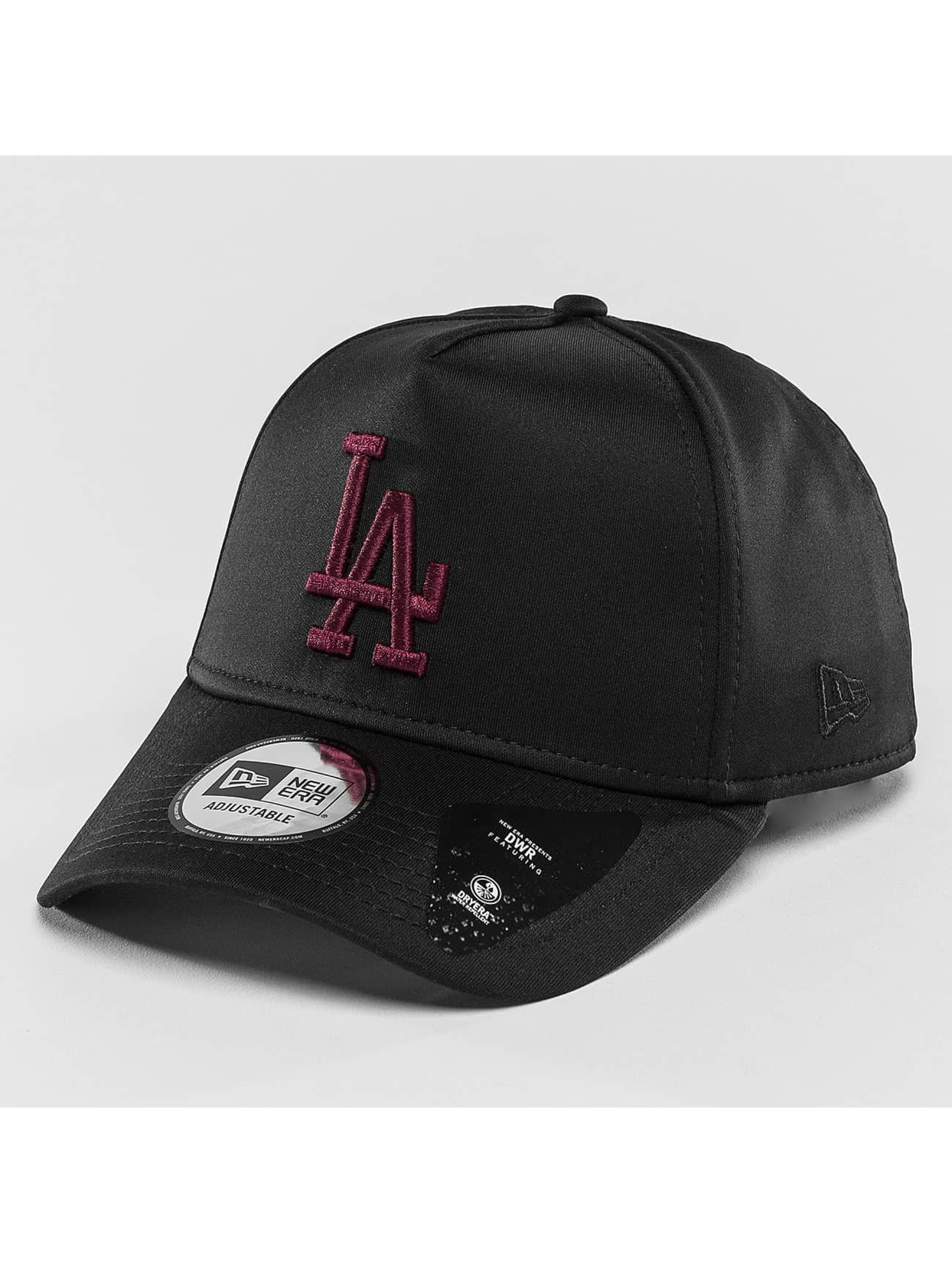 New Era Snapback Cap Jersey Tech A-Frame LA Dodgers black
