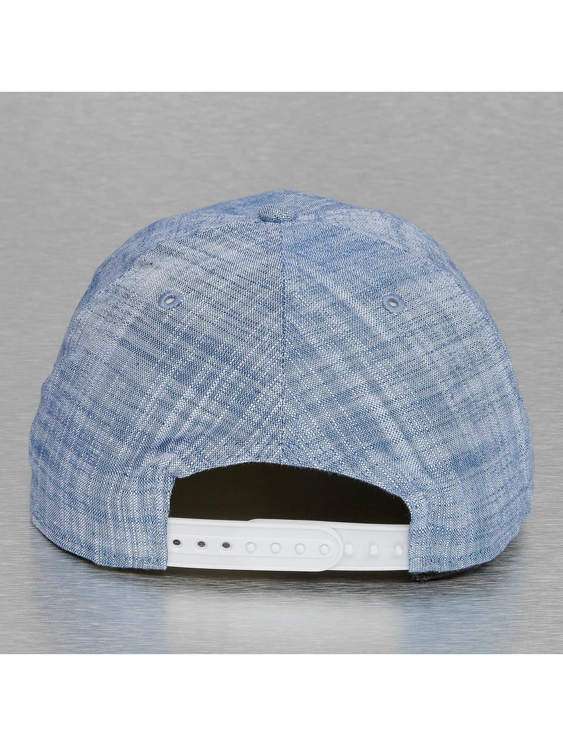 New Era Snapback Cap MLB Chambray NY Yankees blau