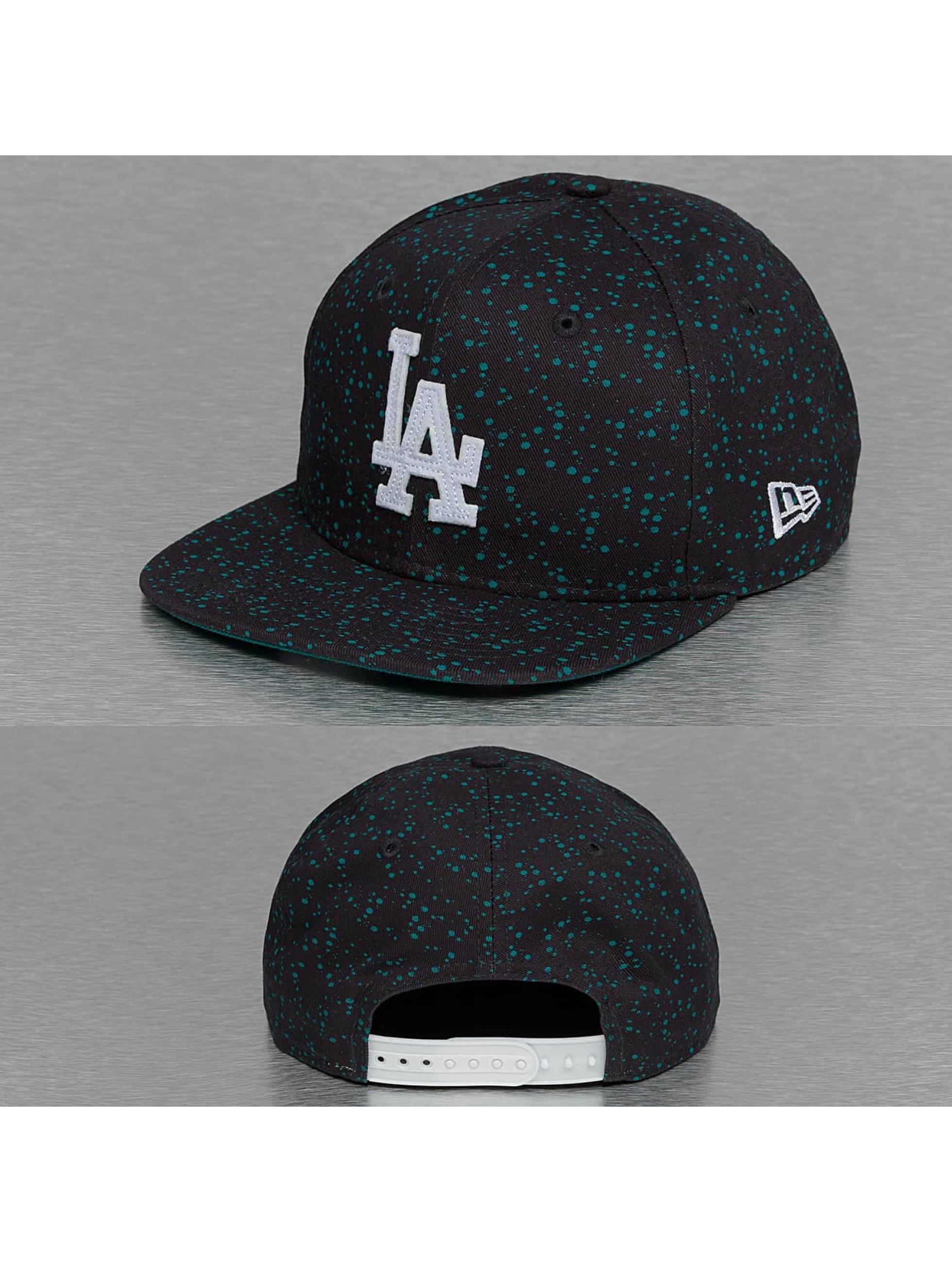 New Era Snapback Cap Paint Spot Los Angeles Dodgers blau