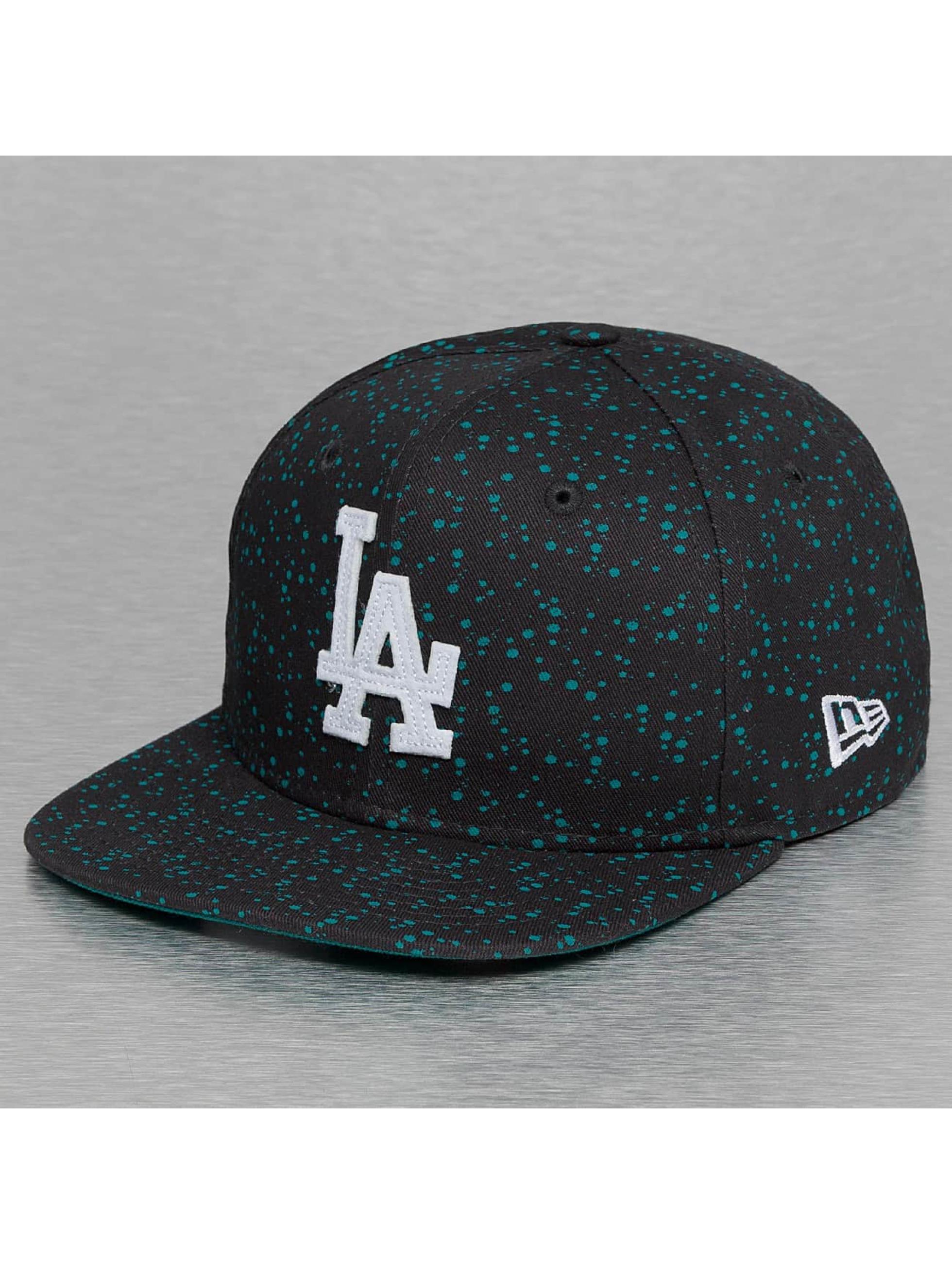 New Era Snapback Cap Paint Spot Los Angeles Dodgers blue