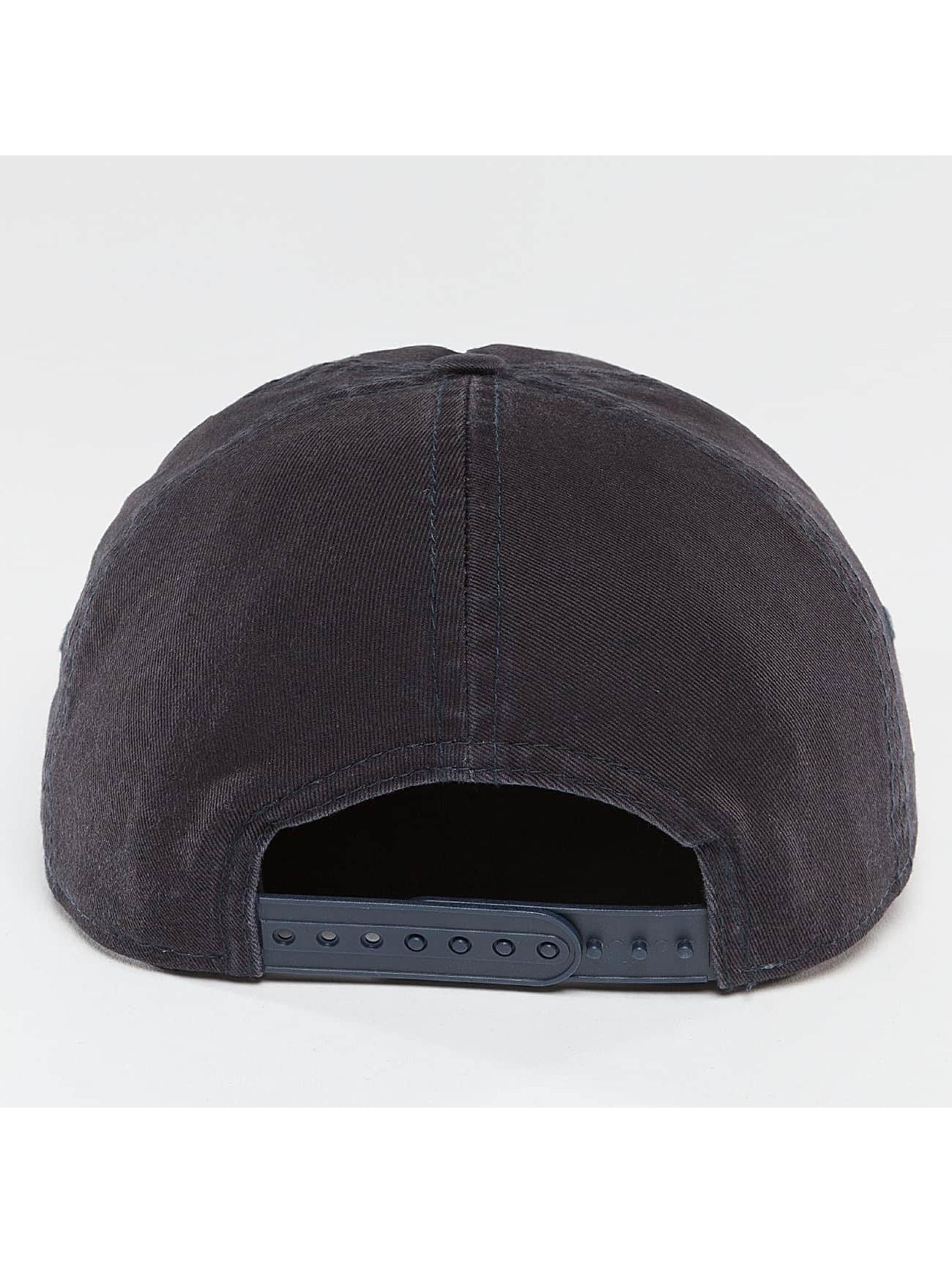 New Era Snapback Cap Chain Stitch NY Yankees blue