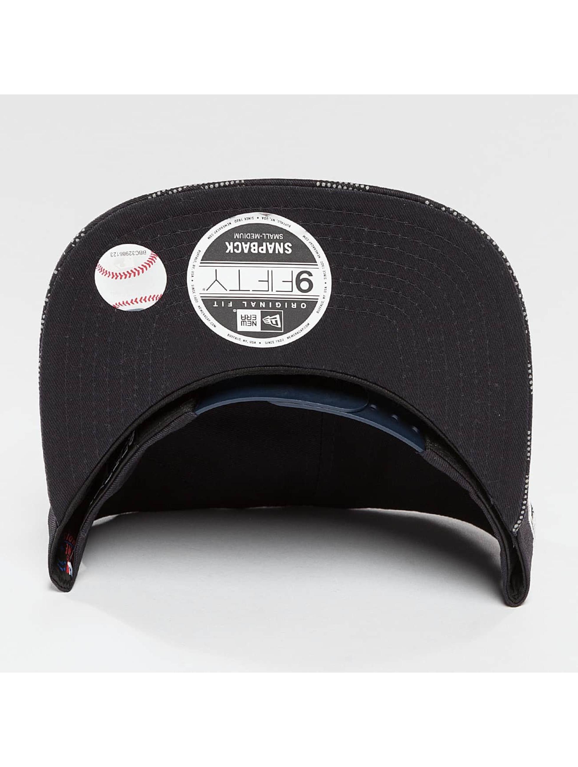 New Era Snapback Cap Reflective Digi Camo LA Dodgers blue
