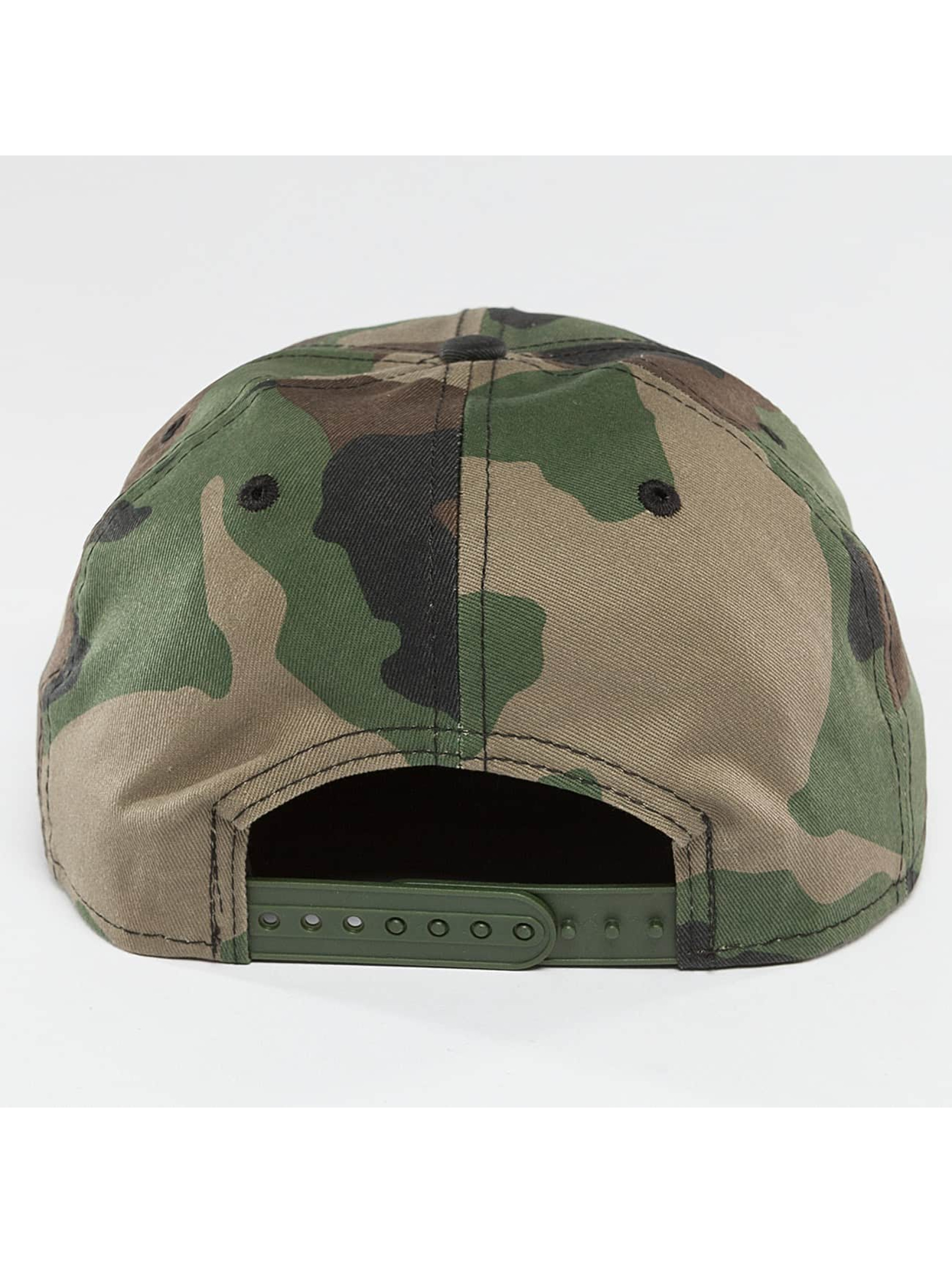 New Era Snapback Cap Flag Contrast camouflage