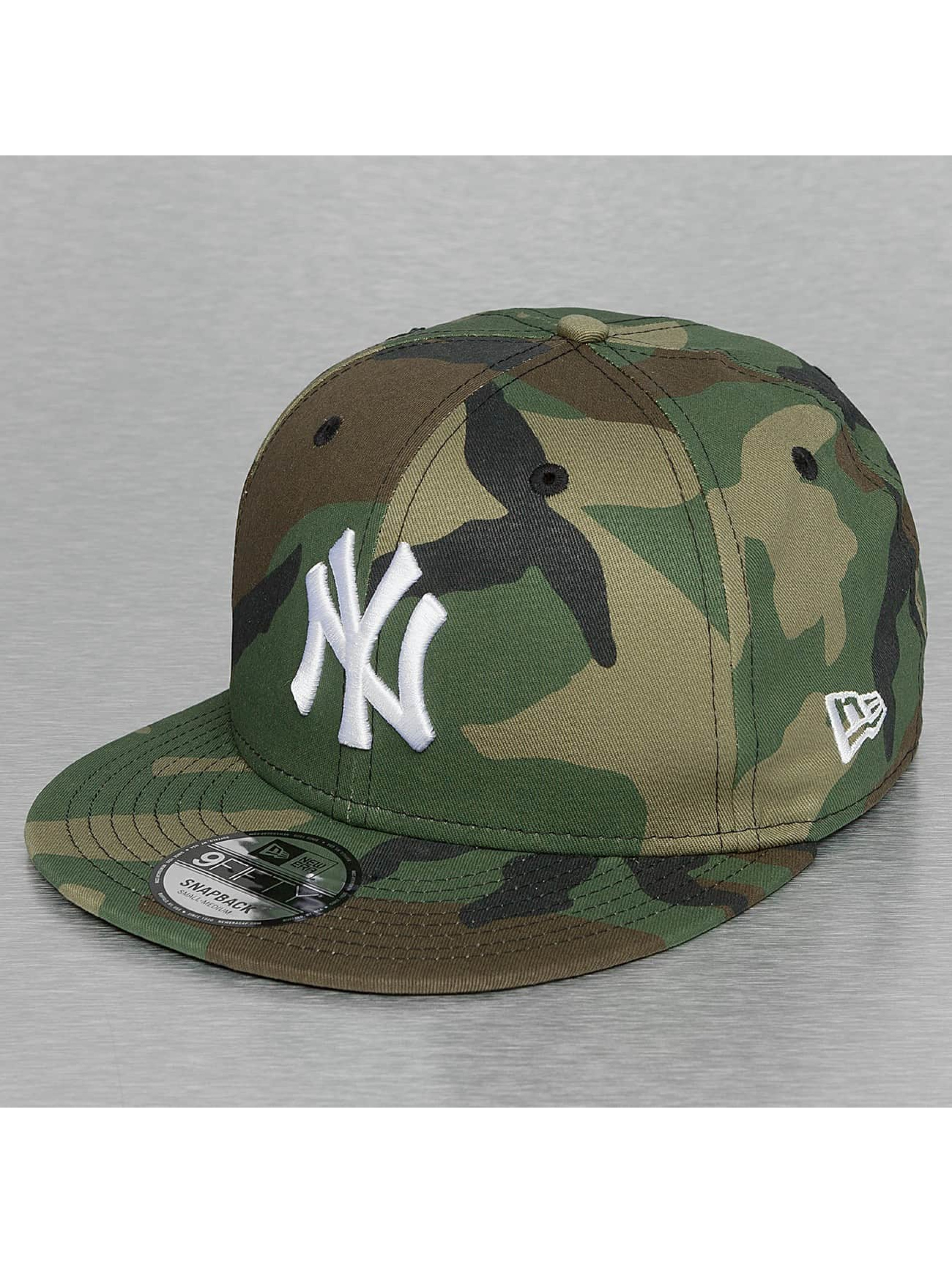 Snapback Cap MLB League Essential NY Yankees 9Fifty in camouflage