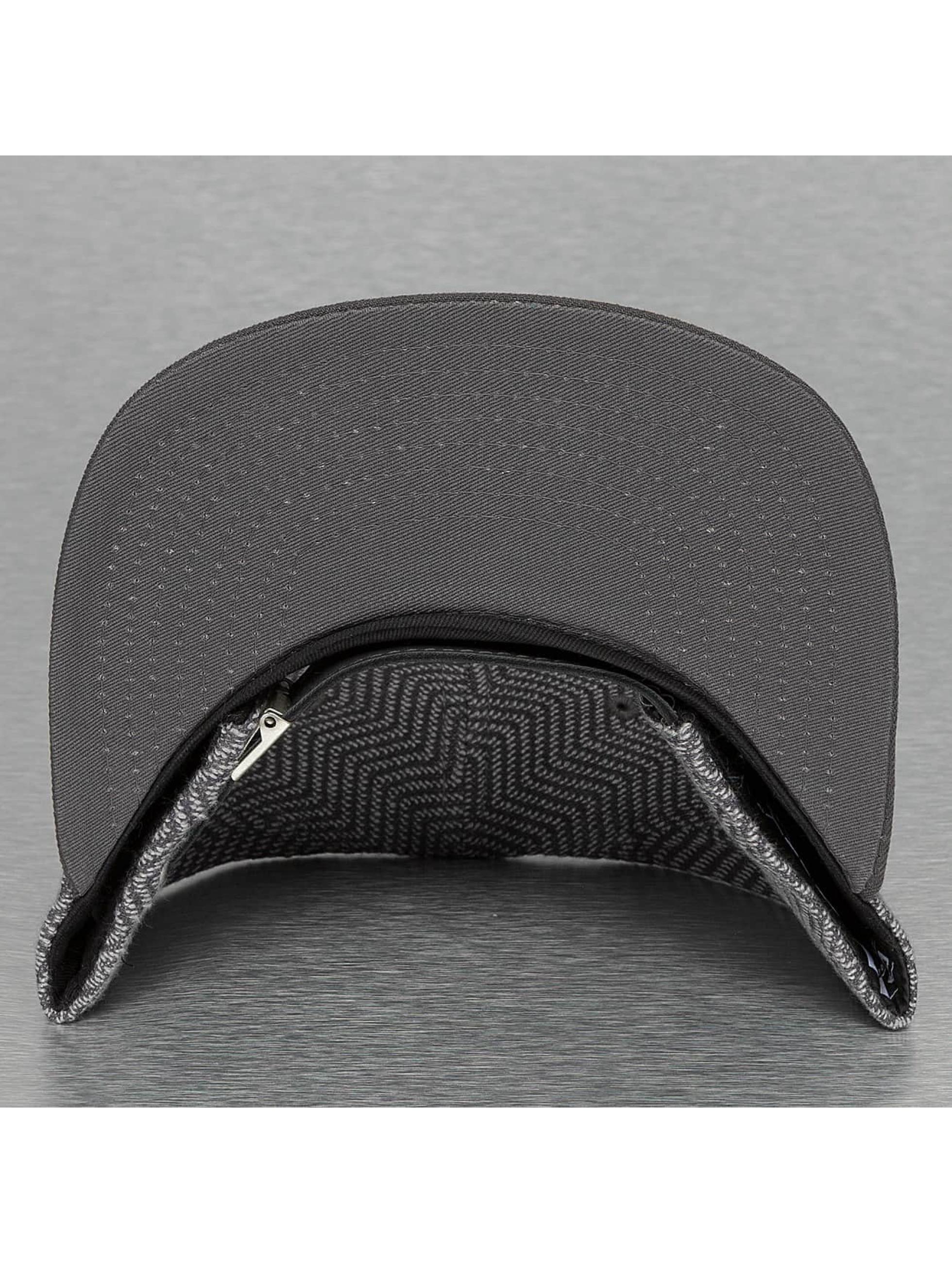 New Era Snapback Cap Trib Snap grey
