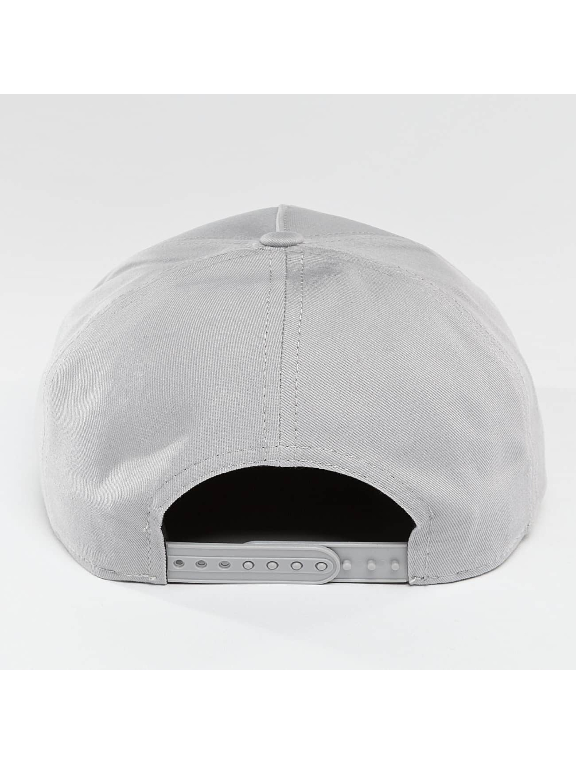 New Era Snapback Cap Seasonal Essential Aframe grey