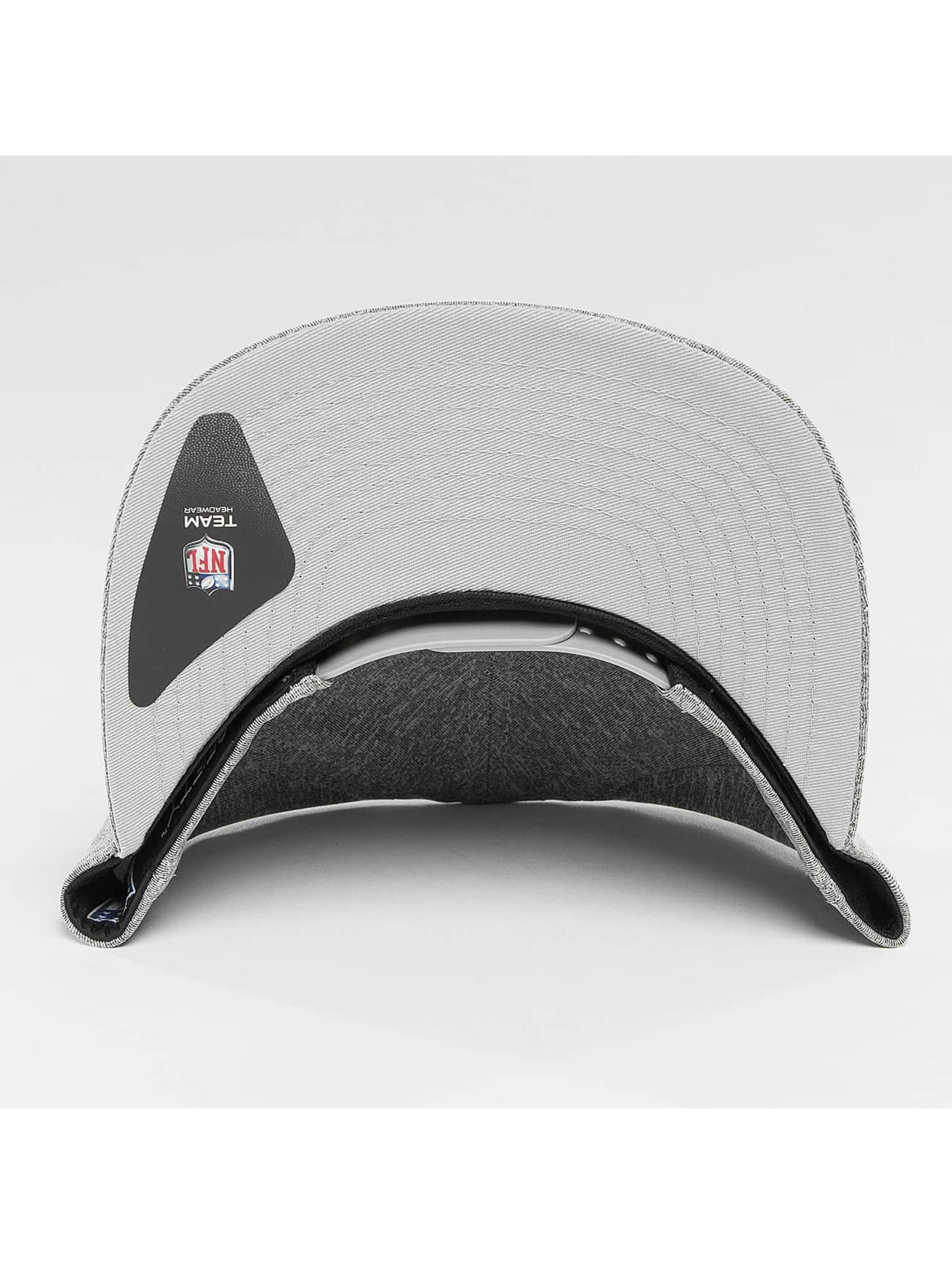 New Era Snapback Cap Jersey Tech Seattle Seahawks 9Fifty grey