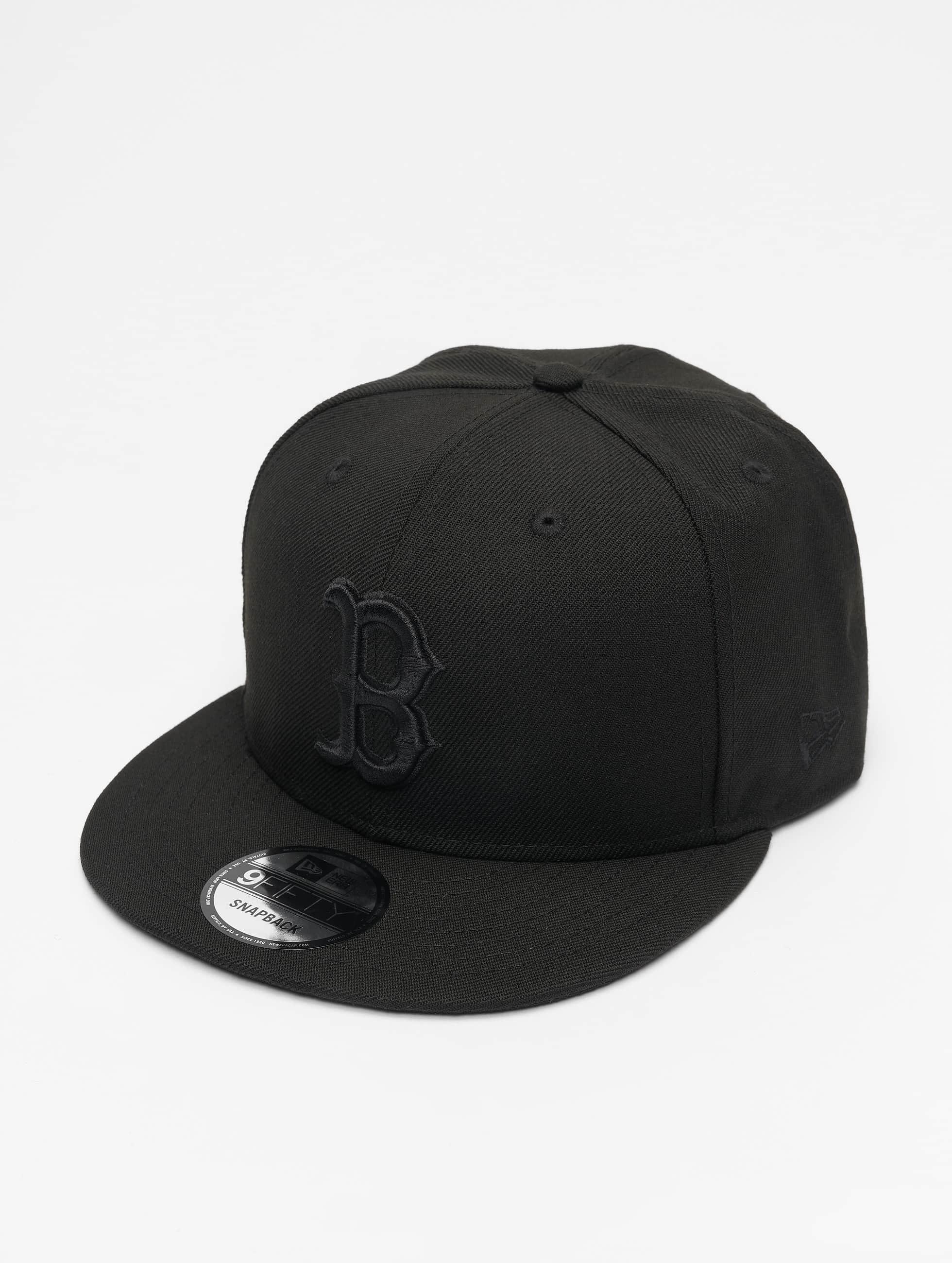 New Era Snapback Cap MLB Boston Red Sox 9Fifty in schwarz 629495