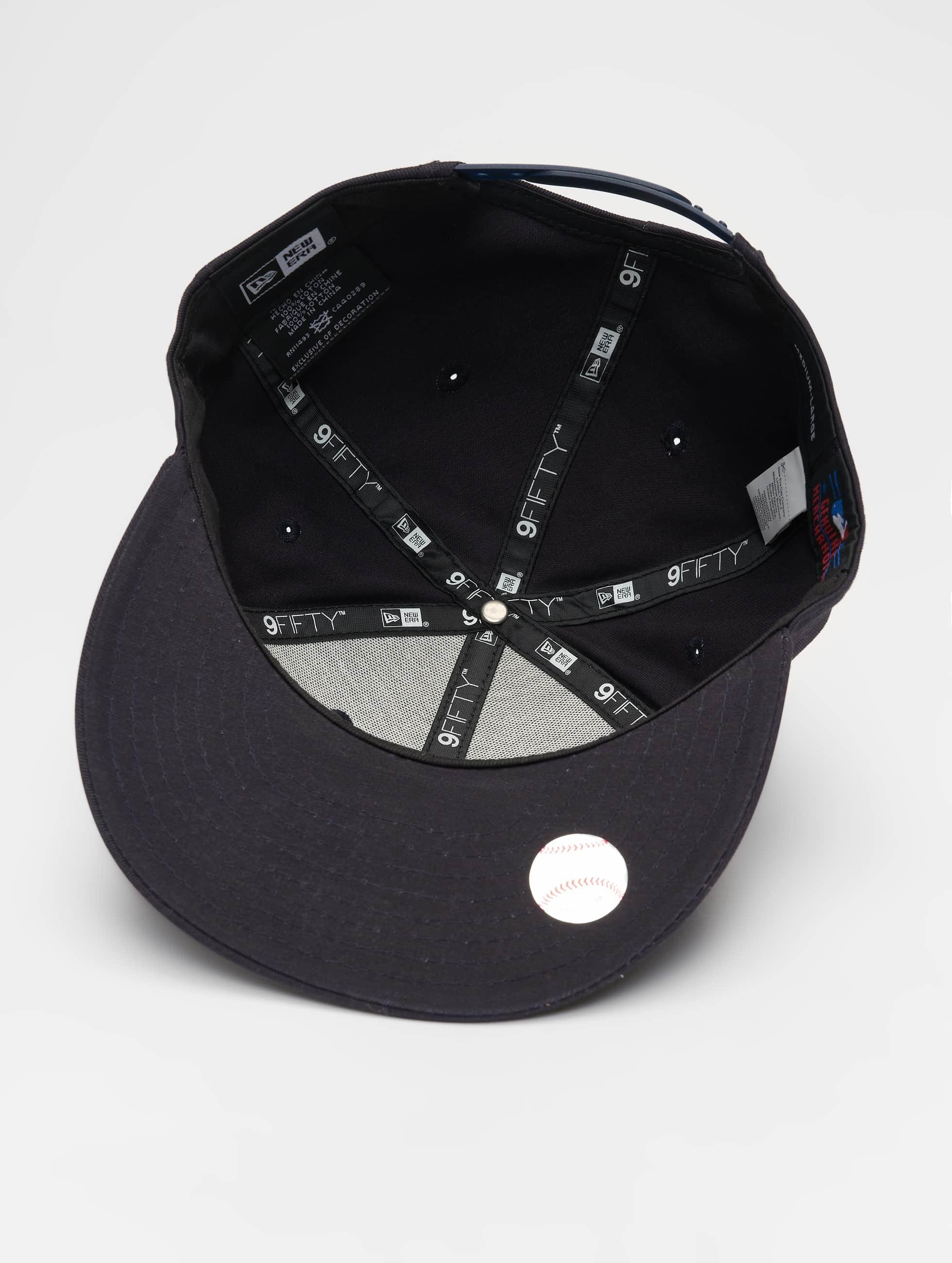 New Era Snapback Cap MLB 9Fifty Boston Red Sox  Team Colour schwarz
