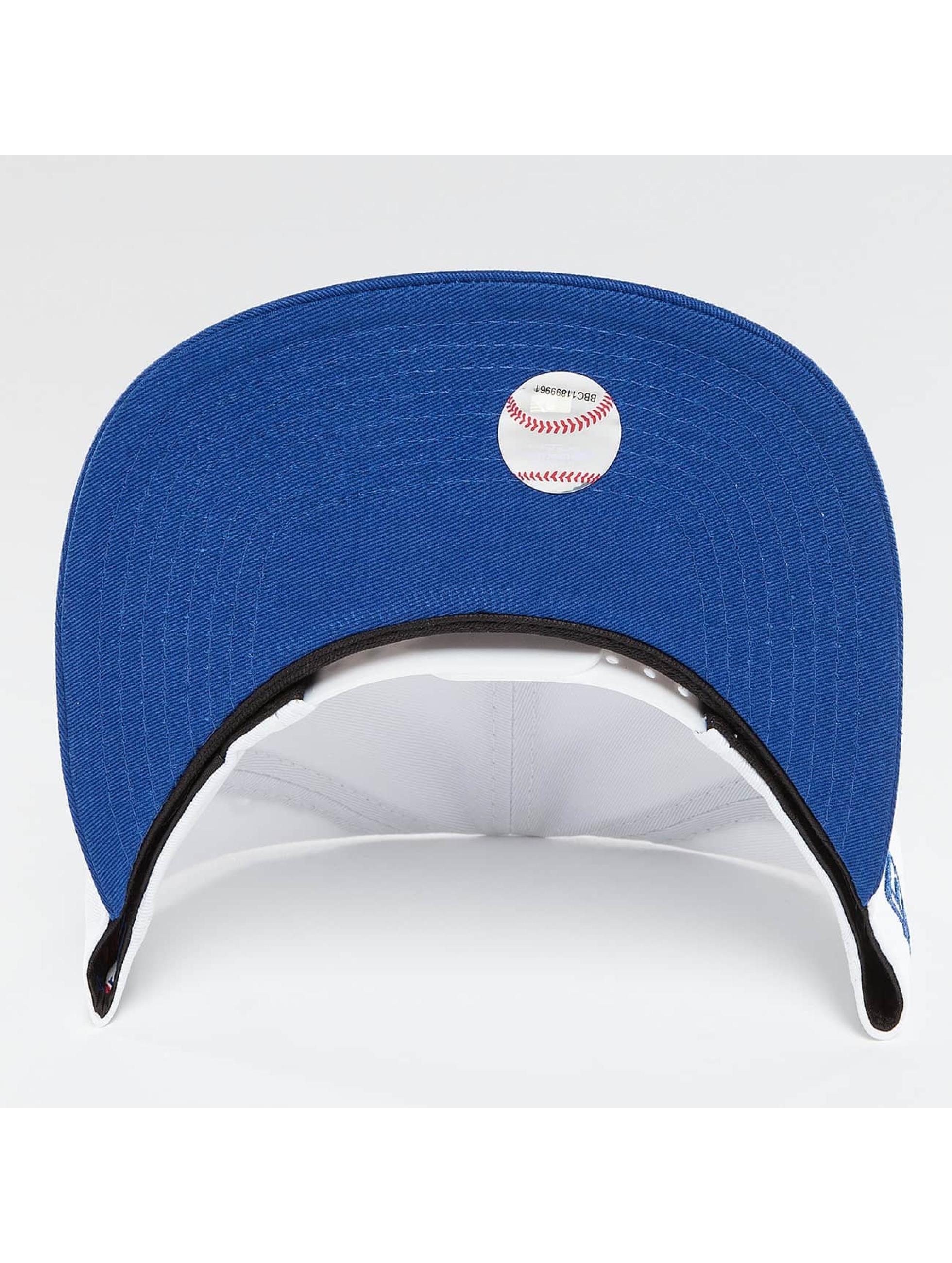 New Era Snapback Cap Contrast Crown LA Dodgers 9Fifty white