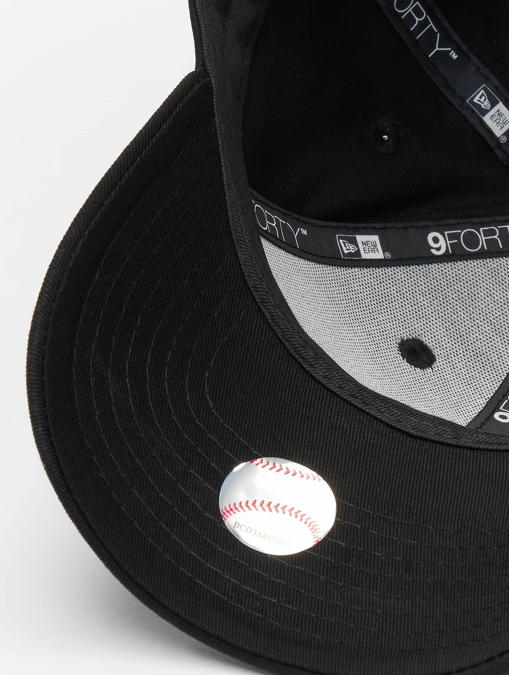 New Era snapback cap 9Forty League Basic NY Yankees zwart