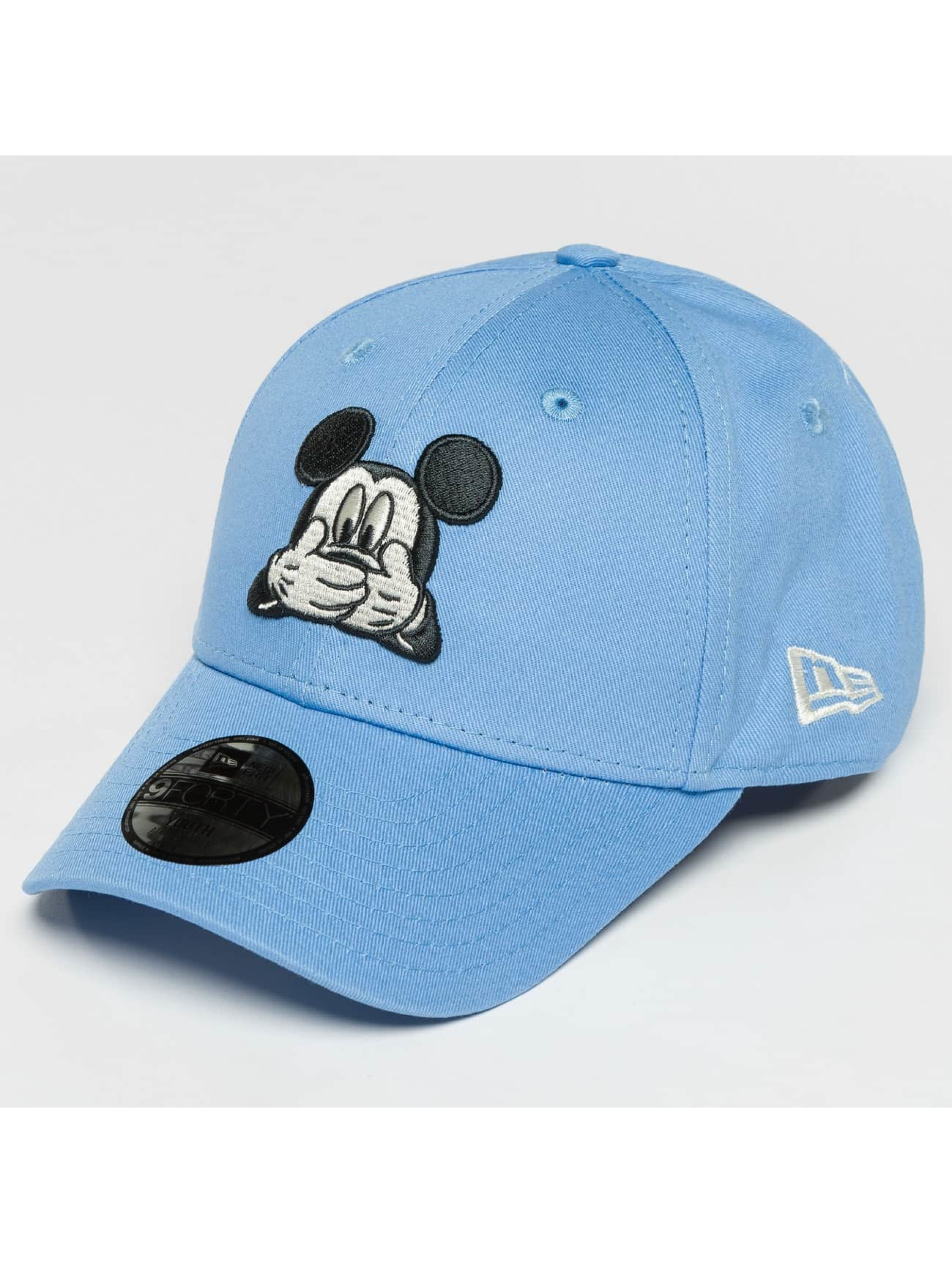 New Era Snapback Caps Disney Xpress Mickey Mouse blå