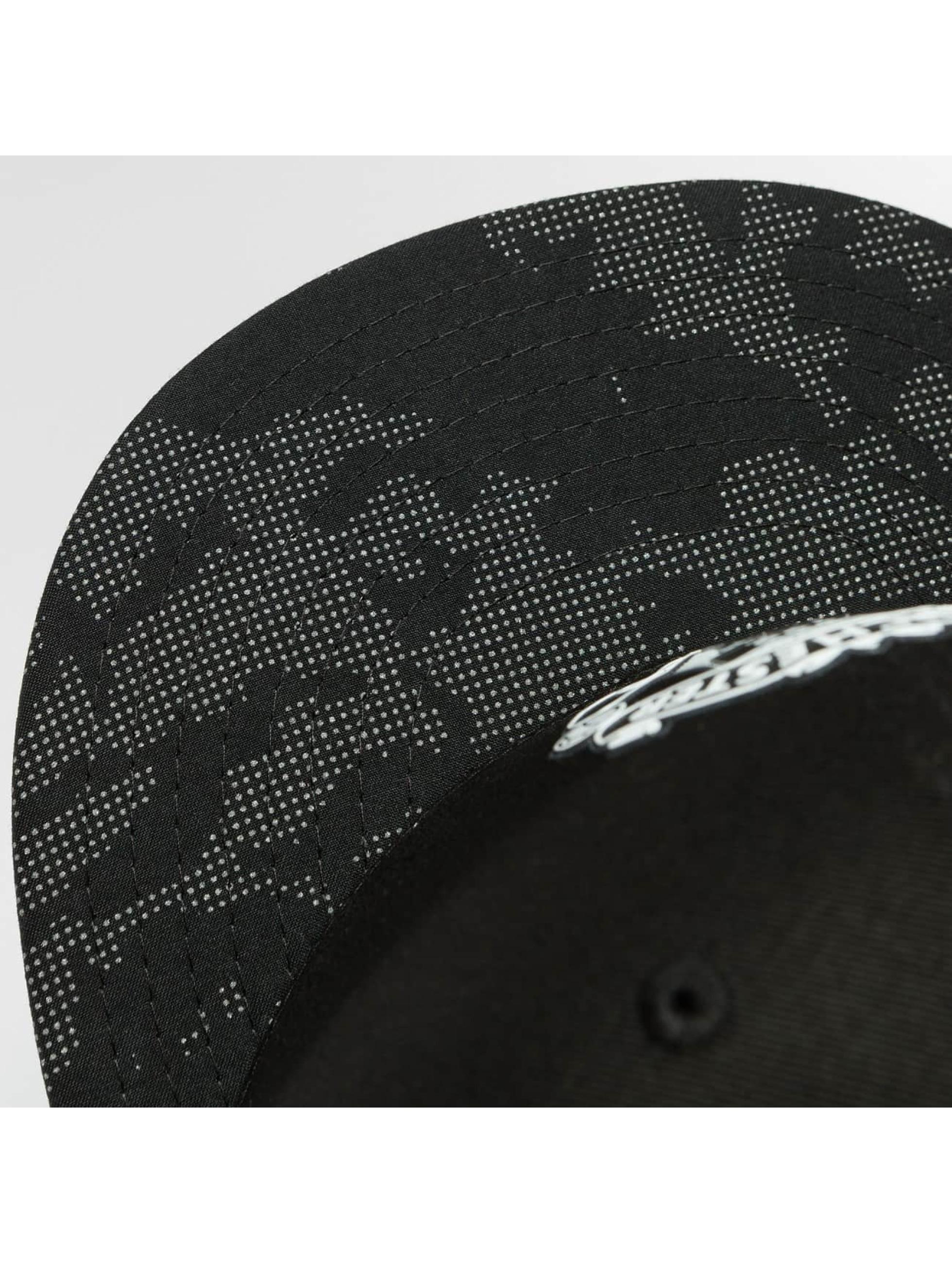 New Era Snapback Caps Reflect Camo UTD czarny